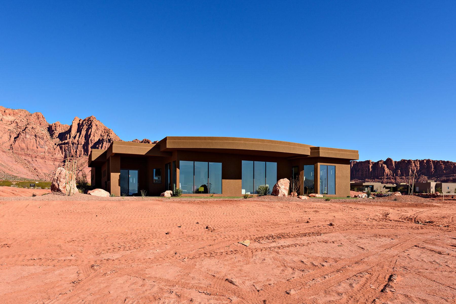 Villa per Vendita alle ore Incredible View Home Lot 114 Palisades at Snow Canyon Ivins, Utah 84738 Stati Uniti