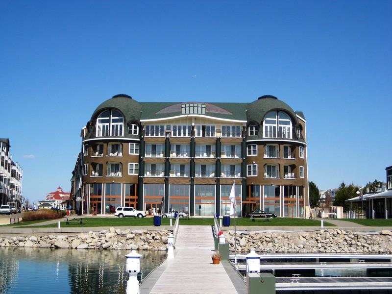Condominium for Sale at Marina District Unit #44 4205 Main Street Unit # 44 Bay Harbor, Michigan 49770 United States