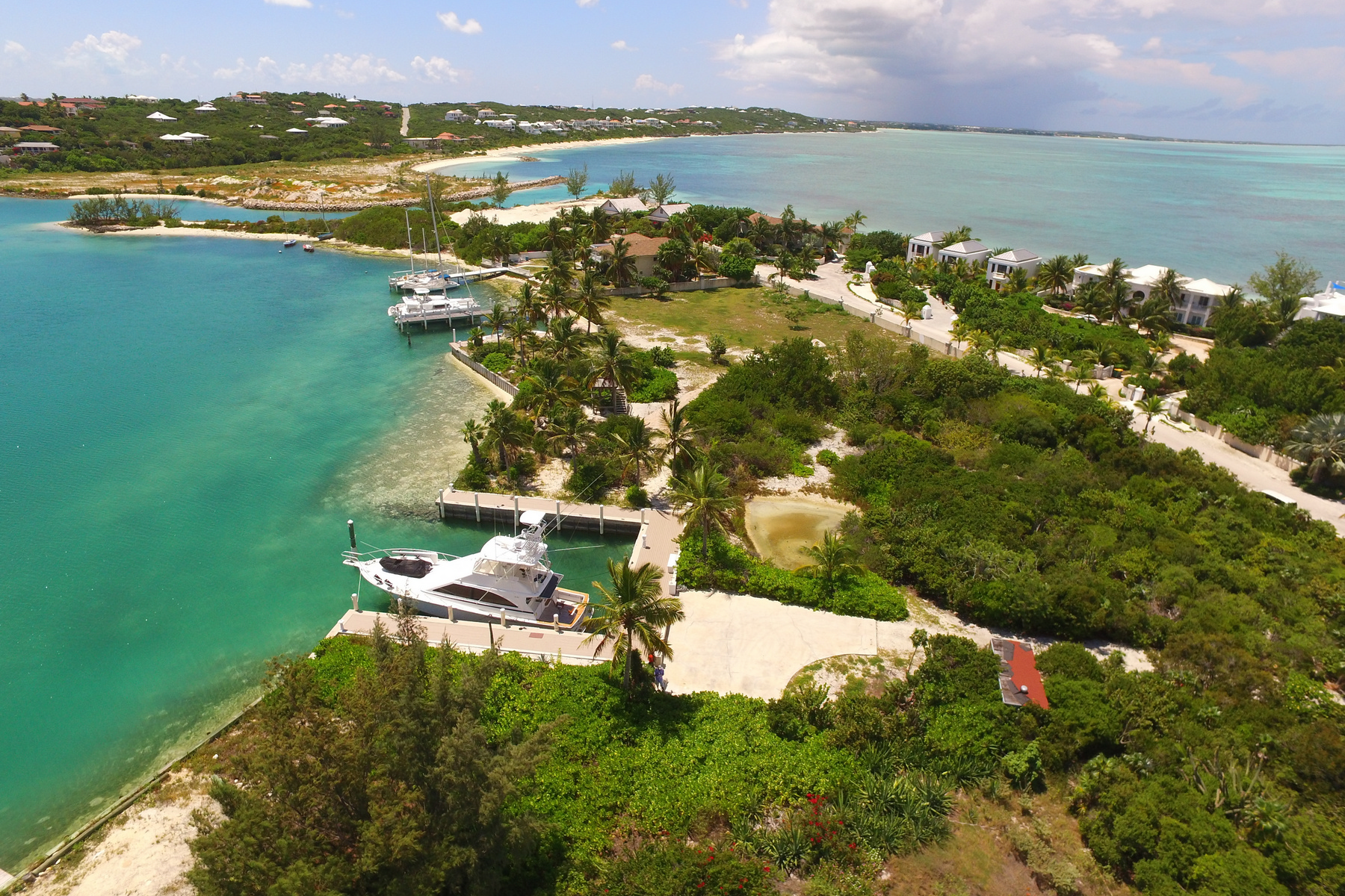 Land for Sale at Turtle Cove Marina Waterfront Turtle Cove, TCI Turks And Caicos Islands