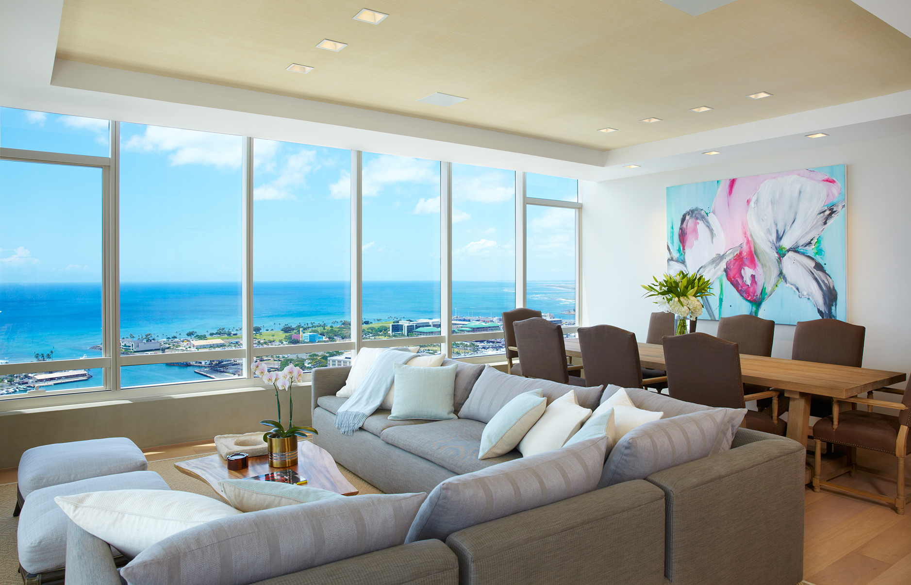 sales property at Premier Honolulu Penthouse