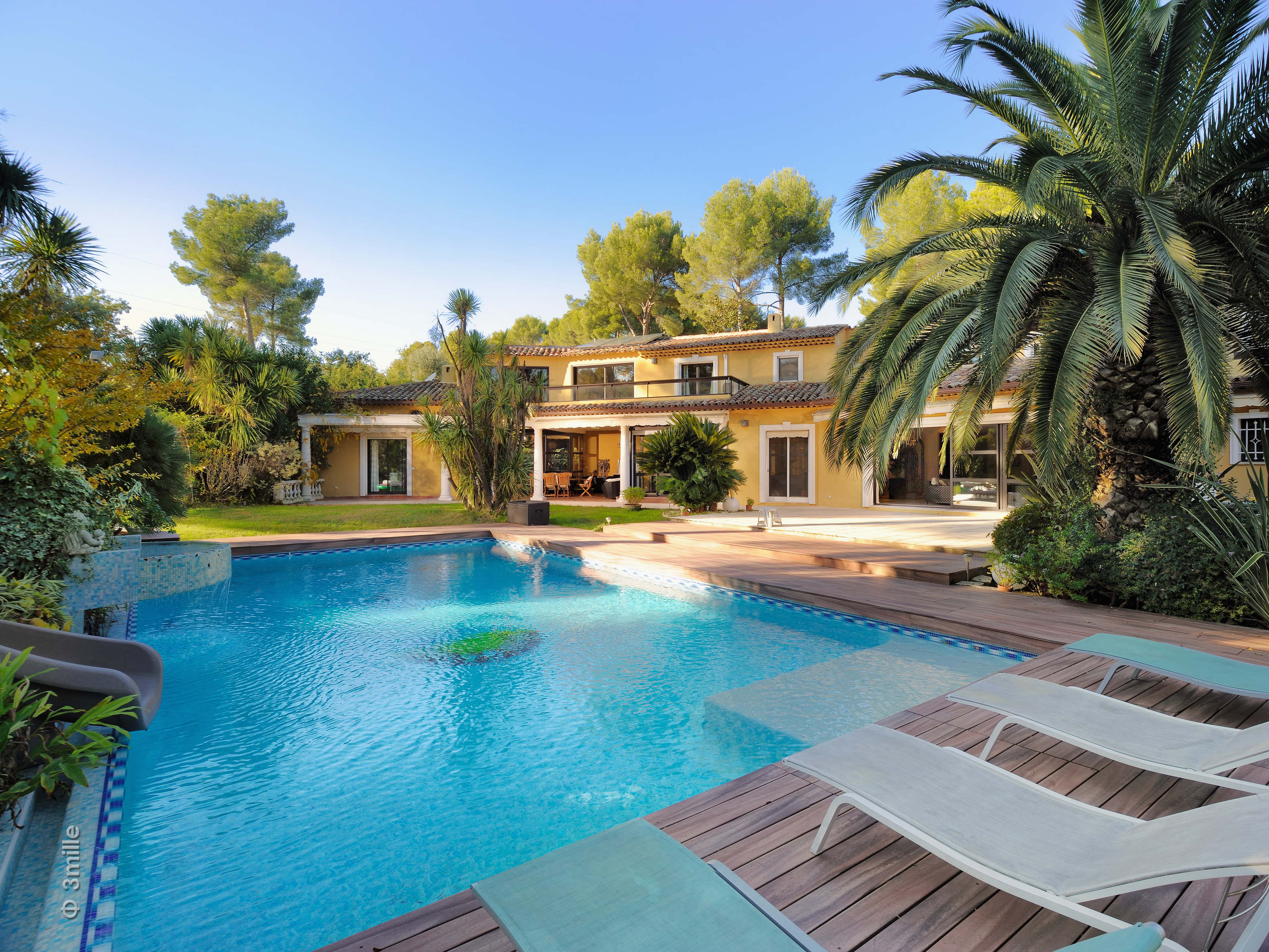 Multi-Family Home for Sale at PRIVATE DOMAIN - NEWLY REFRESHED PROPERTY Mougins, Provence-Alpes-Cote D'Azur 06250 France