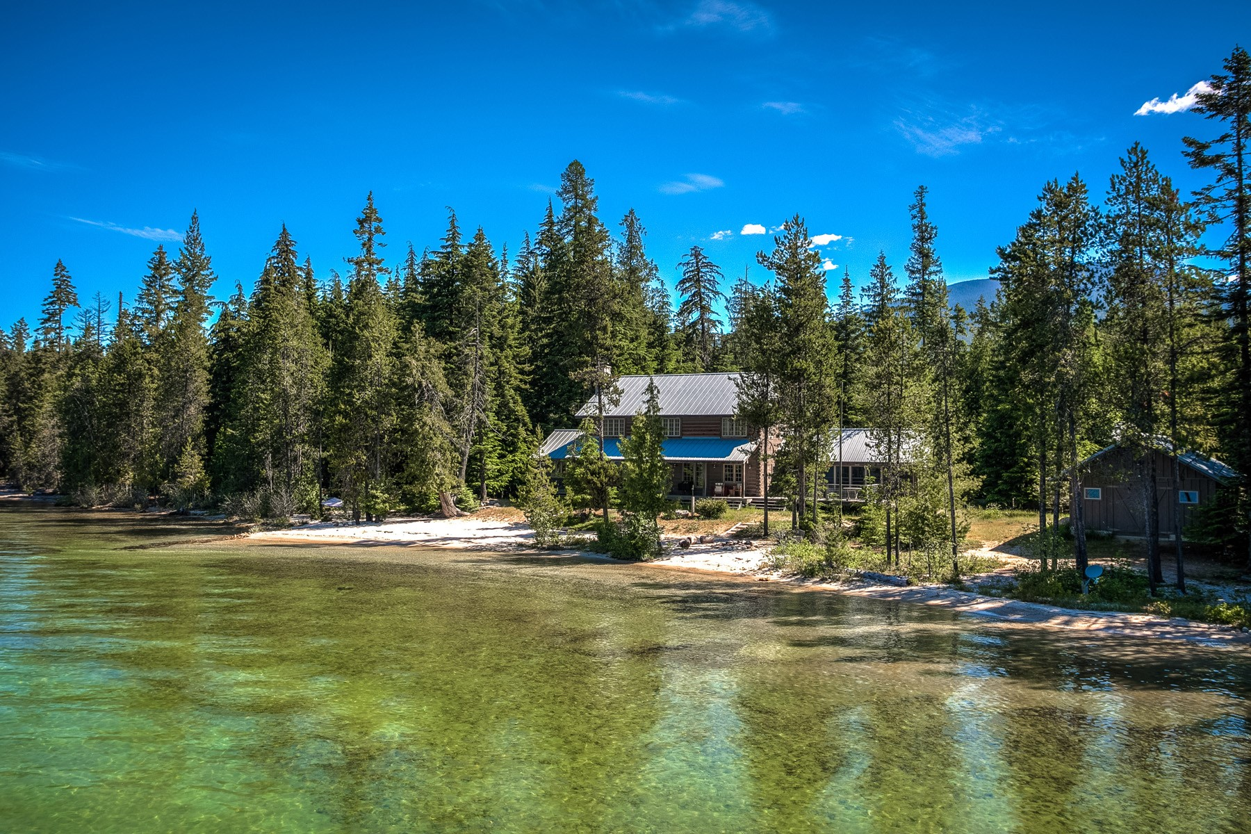 sales property at Pristine Priest Lake Estate