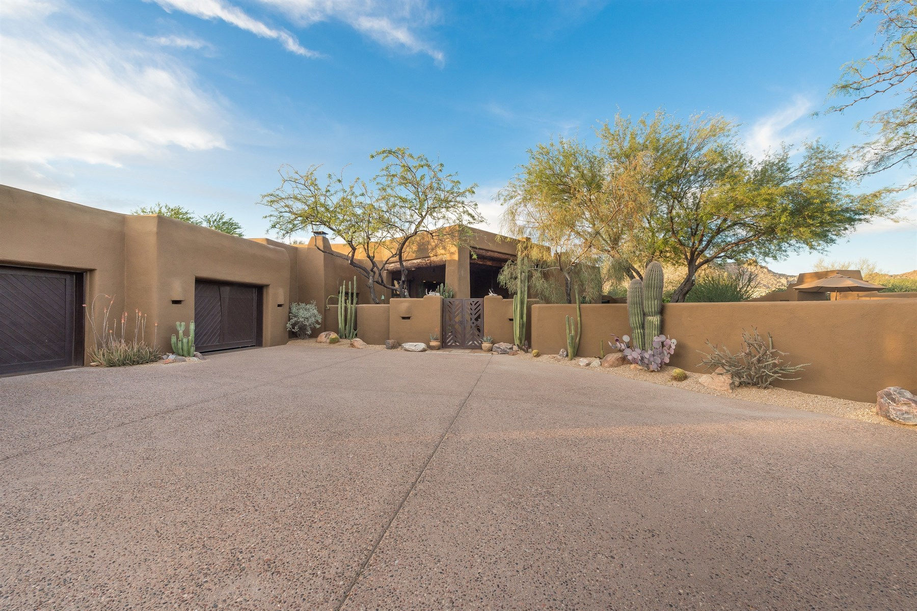 sales property at Furnished Bill Tull Masterpiece in Private Pinnacle Peak Setting on 3+ Acres