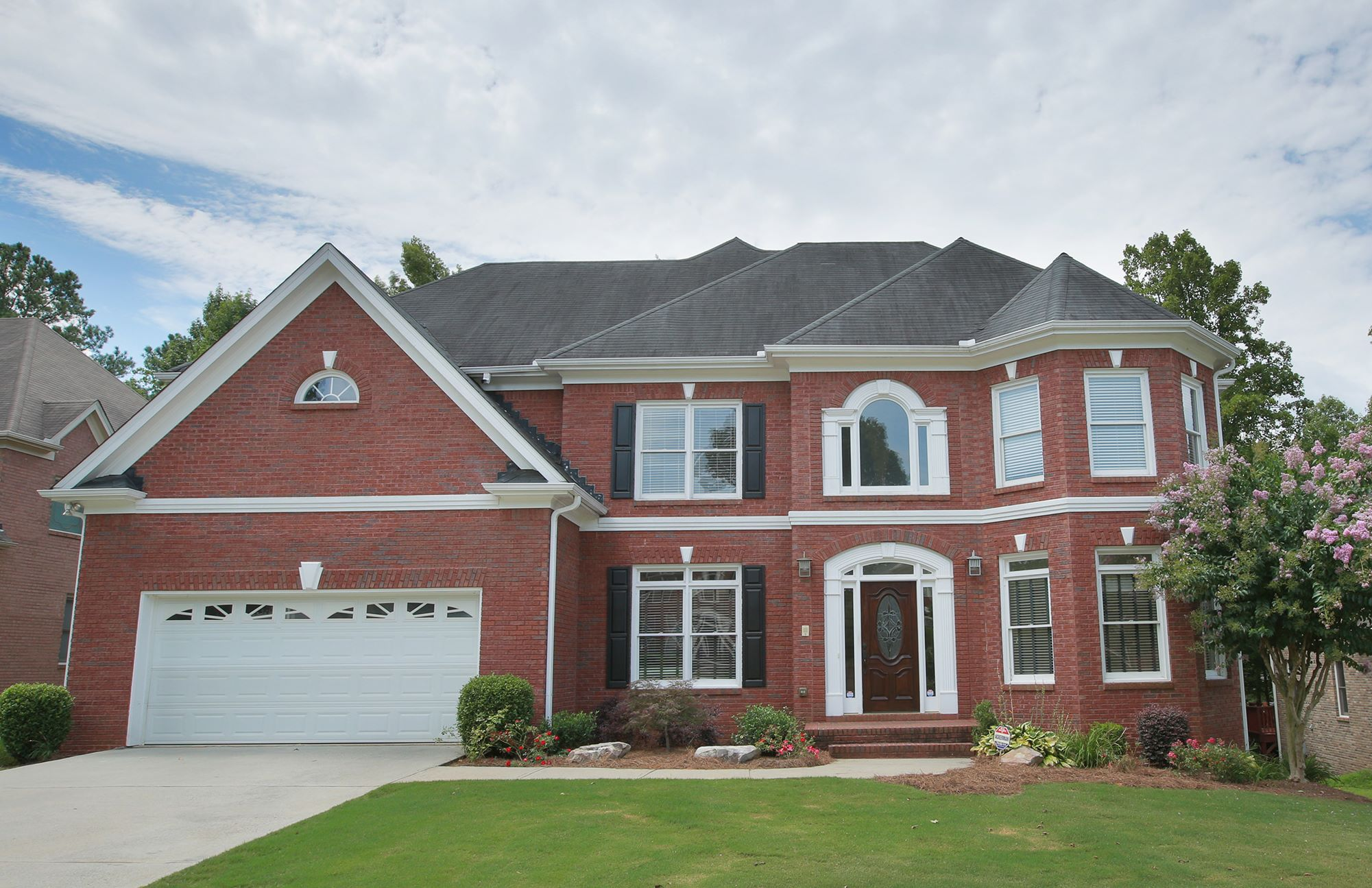 Single Family Home for Sale at Conveniently Located Traditional Brick 1023 Southerby Lane Alpharetta, Georgia 30004 United States