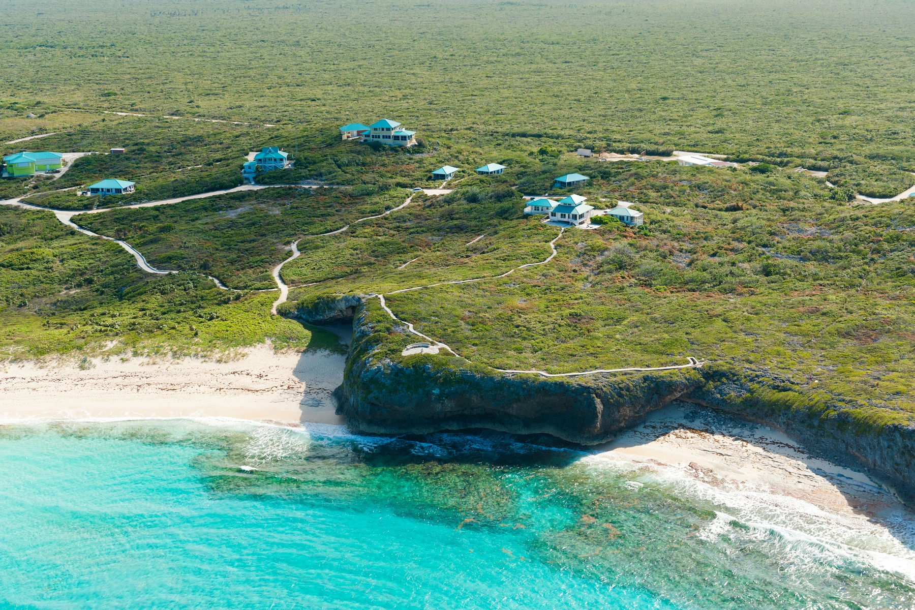 Additional photo for property listing at Blue Horizon Resort Conch Bar, Middle Caicos Turks And Caicos Islands