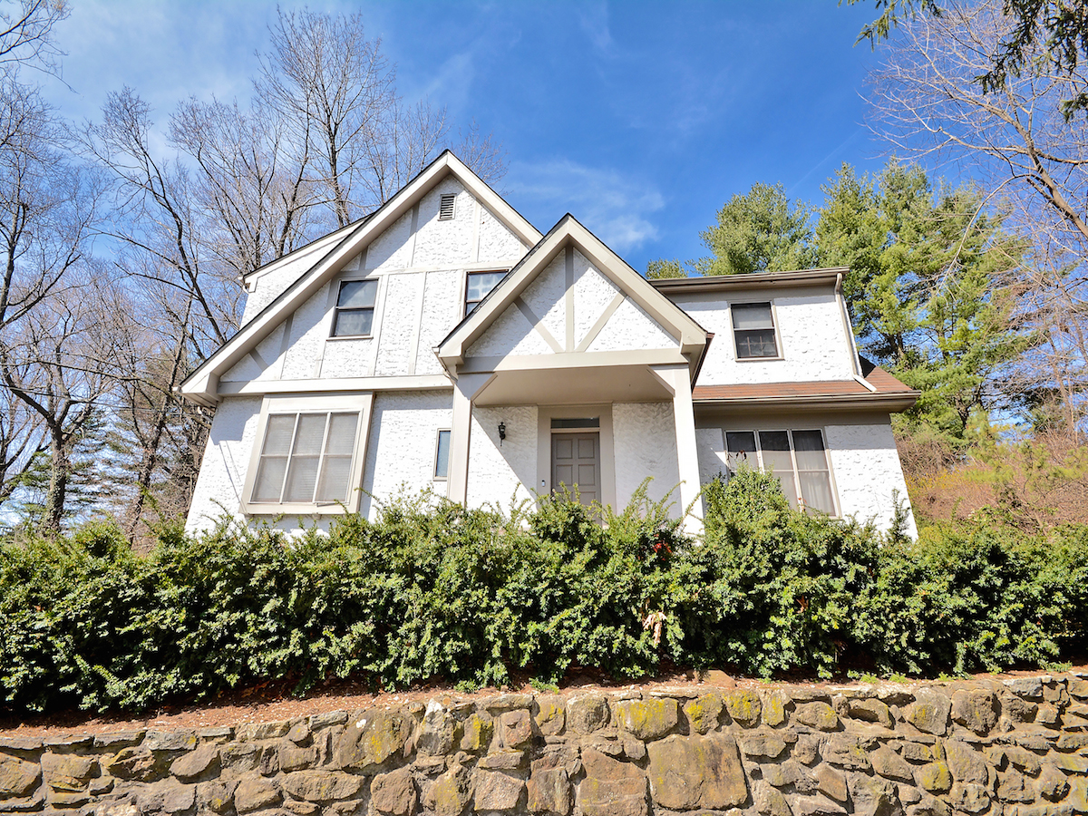 sales property at SPACIOUS TUDOR IN SCARSDALE
