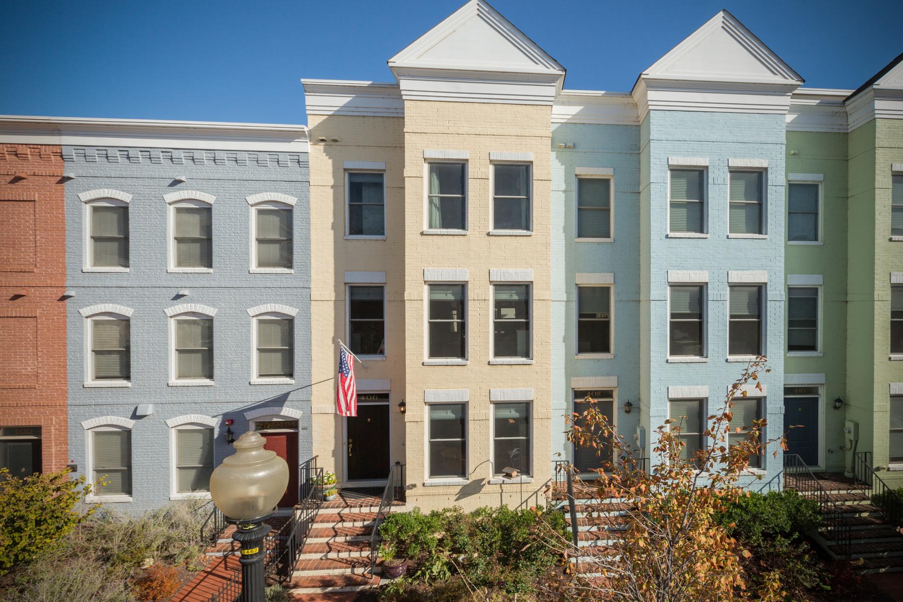 Property For Sale at 406 L Street Se, Washington