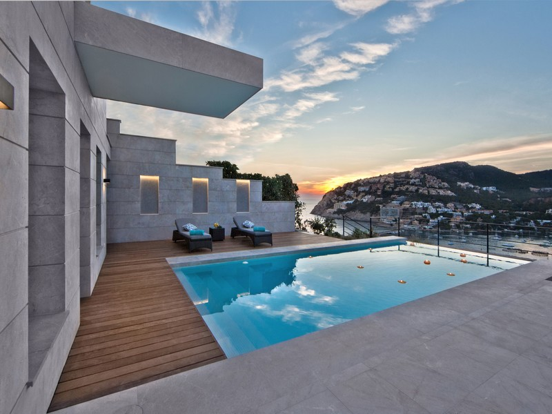 Property Of Newly built Villa with views in Port Andratx