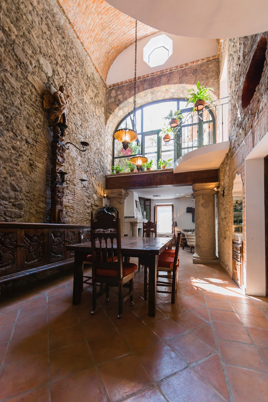 Single Family Home for Sale at Casa Loreto Loreto 3 Centro San Miguel De Allende, Guanajuato, 37700 Mexico