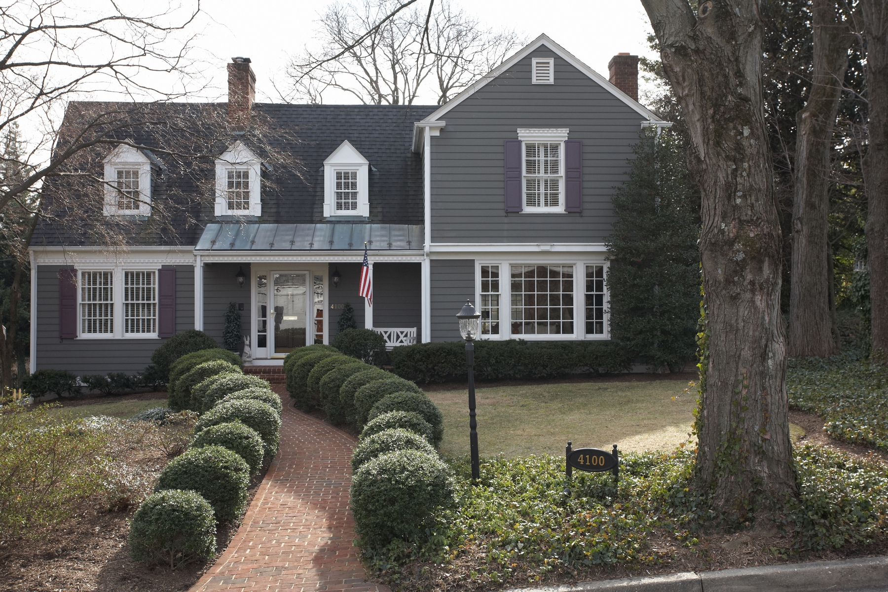 Single Family Home for Sale at Chevy Chase 4100 Everett Street Kensington, Maryland 20895 United States