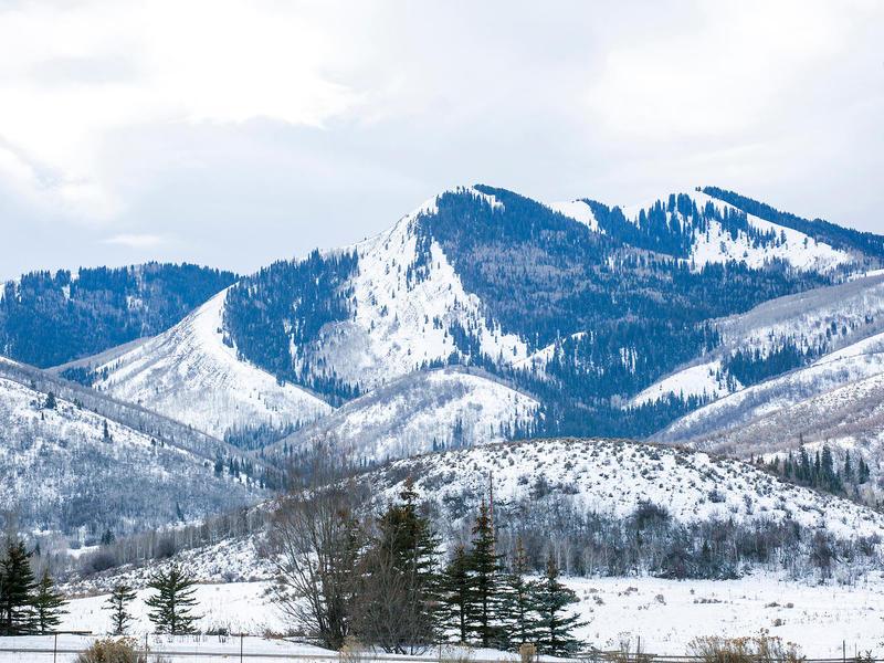 Land für Verkauf beim Priced Below Summit County Assessed Valuation 2200 W Rasmussen Rd Lot A-1 Park City, Utah 84098 Vereinigte Staaten