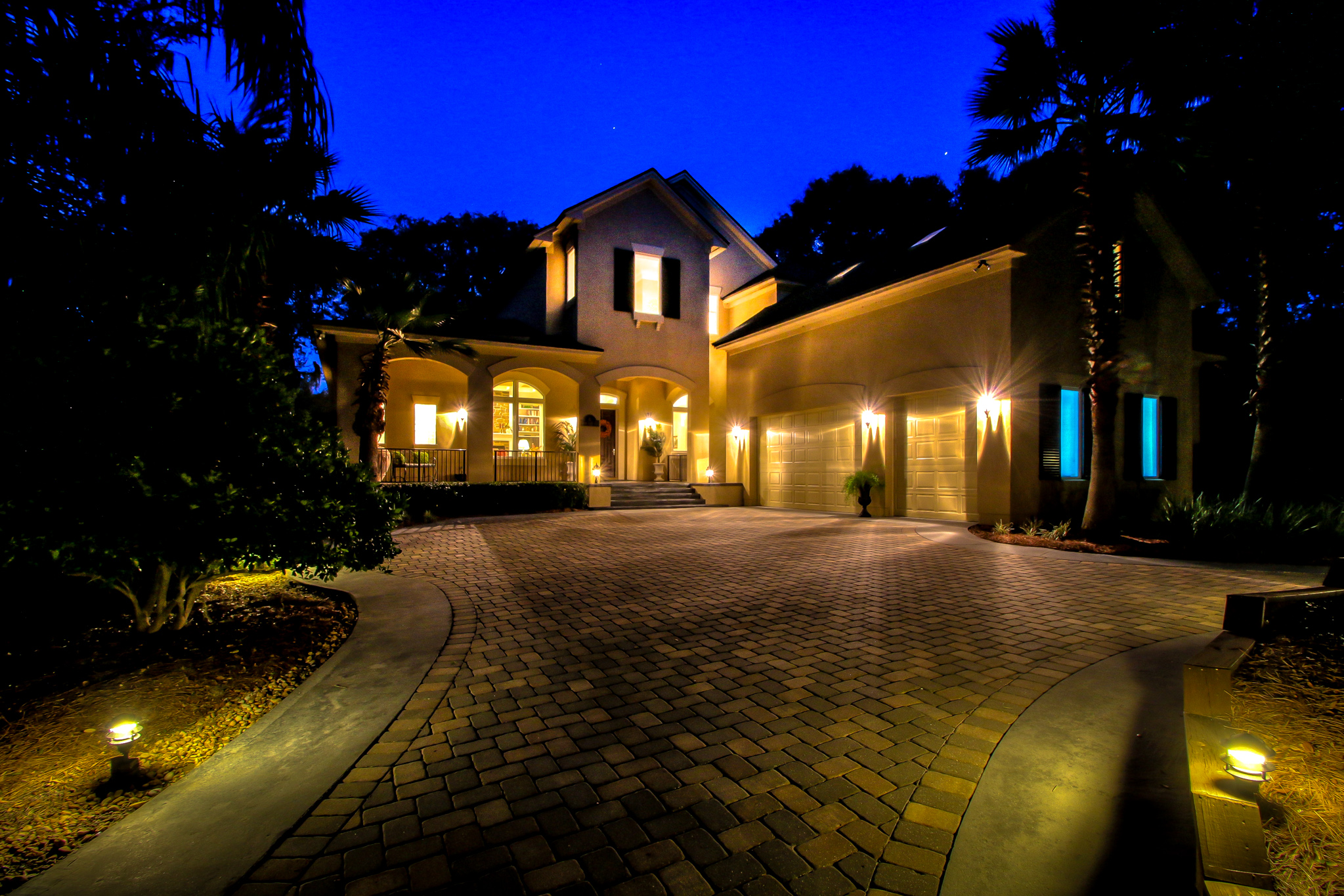 Moradia para Venda às Exceptional Fairway Views from Custom Built Home 6 Marsh Creek Road Amelia Island, Florida, 32034 Estados Unidos