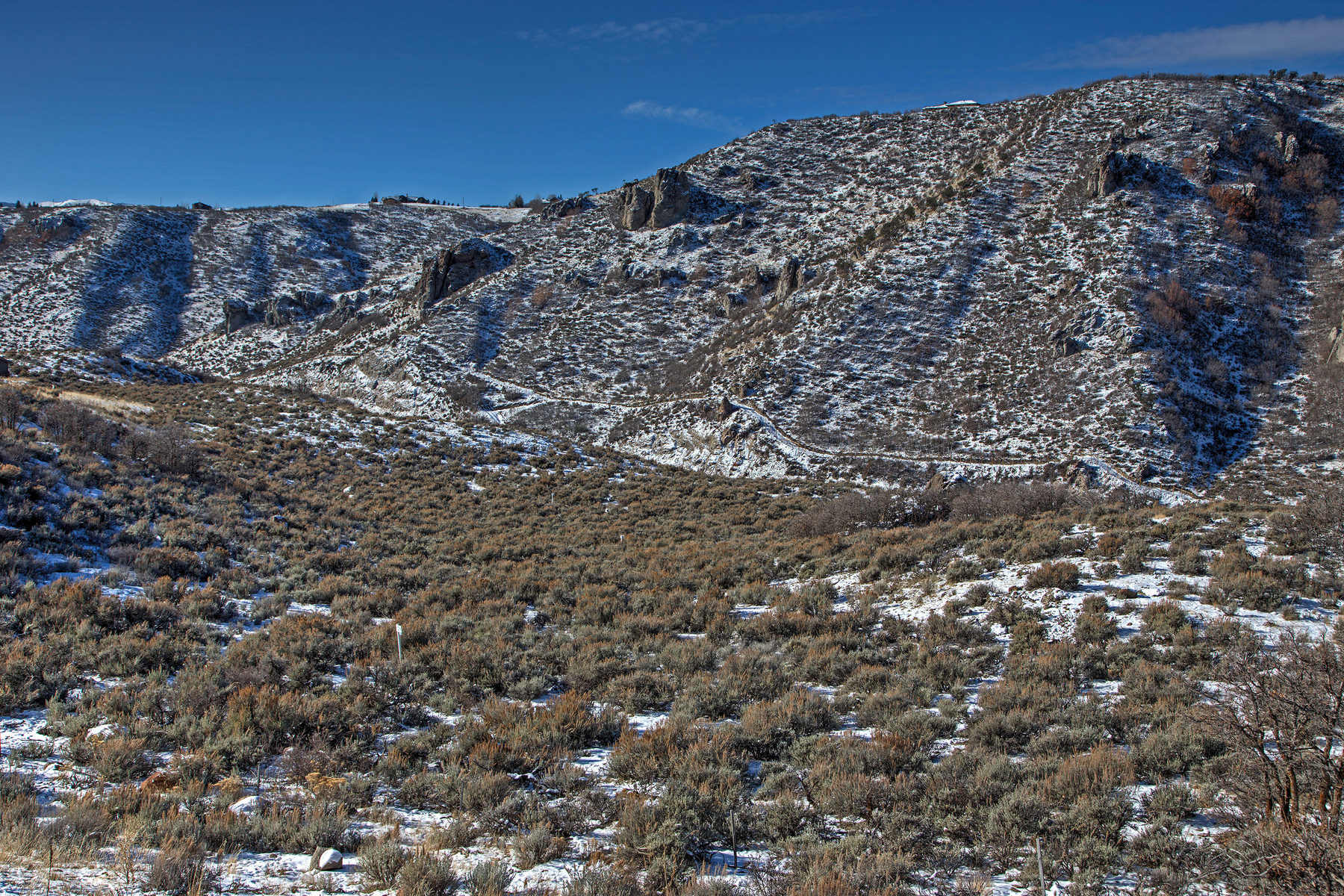 Terreno para Venda às Northgate Canyon Homesite Boasts Vistas of Natural Rock Outcroppings 9165 Spotted Owl Ct Lot#29 Park City, Utah, 84098 Estados Unidos