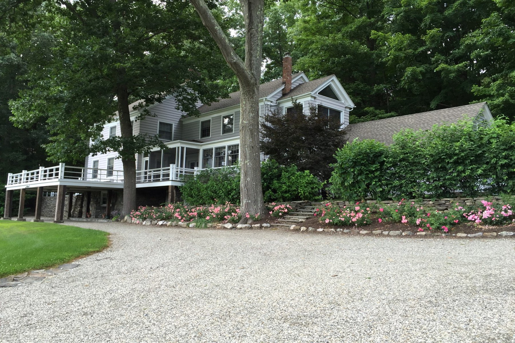 Single Family Home for Sale at Tweenbrooks Millbrook, New York 12545 United States