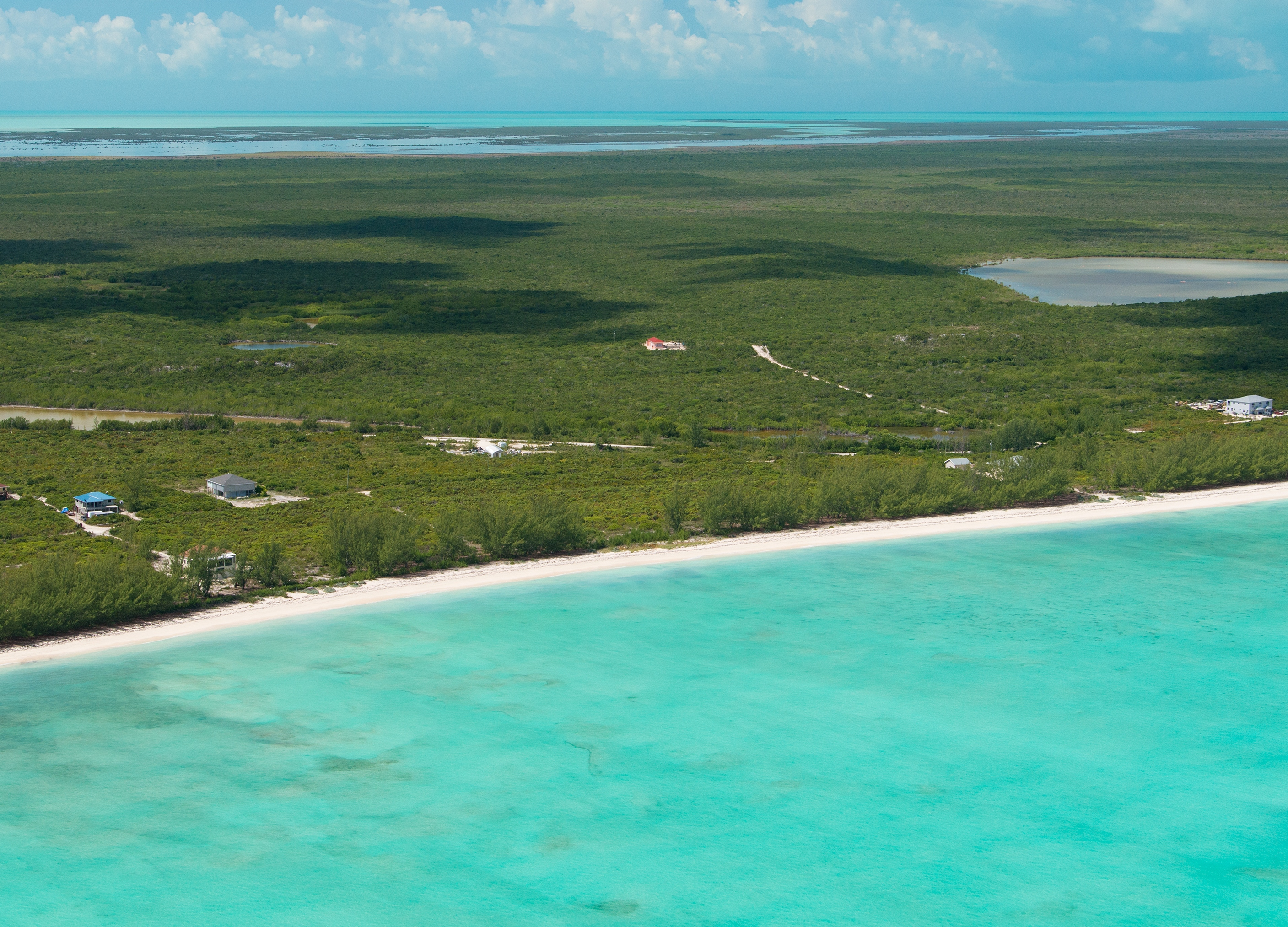 Additional photo for property listing at Bambarra Beachfront Lot Bambarra, Middle Caicos Turks And Caicos Islands