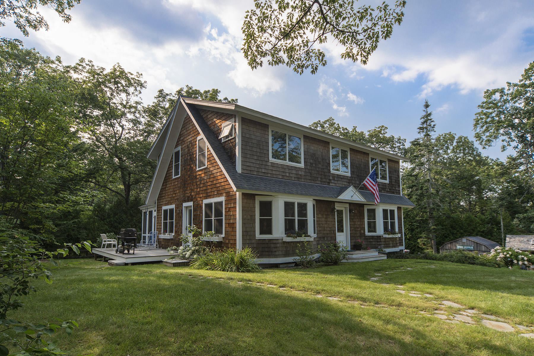 Single Family Home for Sale at 11 Jocelyn Road Scarborough, Maine 04074 United States