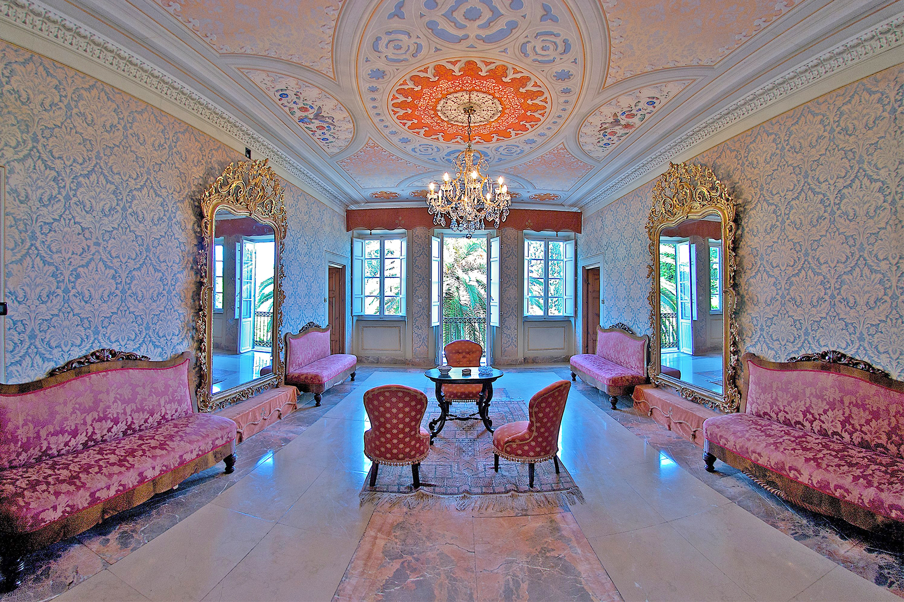 Single Family Home for Sale at Nice villa with guest house in Lucchesia San Michele di Moriano Lucca, Lucca 55100 Italy