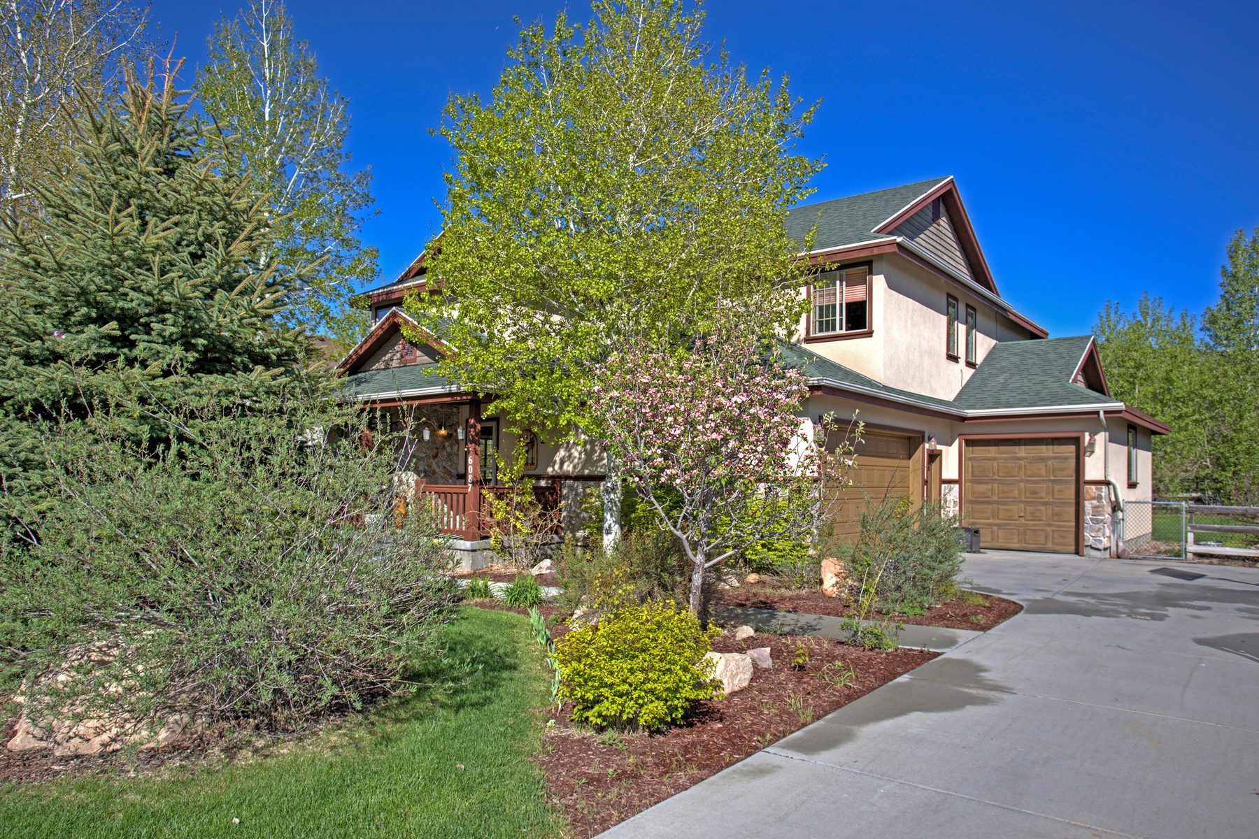 Single Family Home for Sale at Updated Home in Desirable Trailside Neighborhood 6087 N Kingsford Ave Park City, Utah 84098 United States