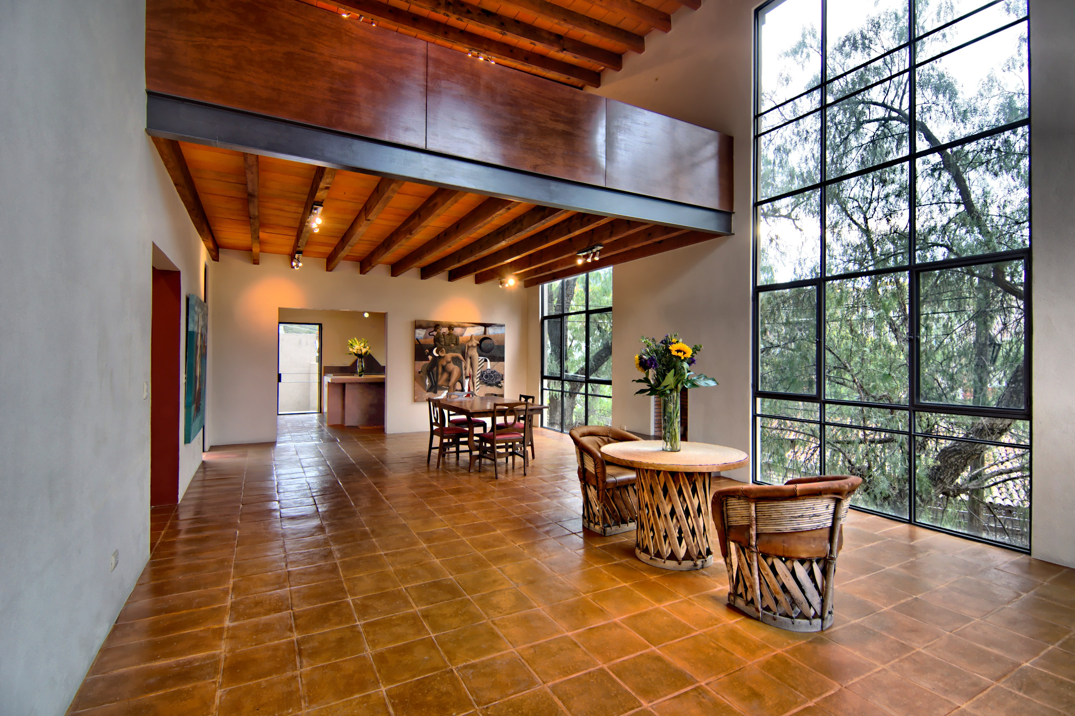 Single Family Home for Sale at Casa Galerias Atascadero San Miguel De Allende, Guanajuato, 37740 Mexico
