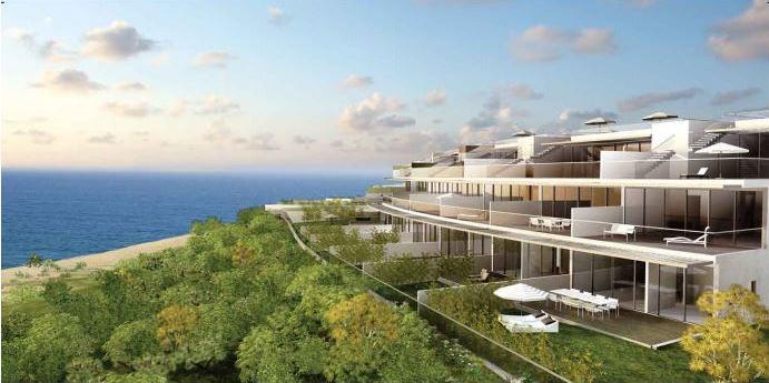 Apartamento por un Alquiler en Ultimate Privacy of Ocean-View Hi-Tech Apartment in Arsuf Arsuf, Israel Israel