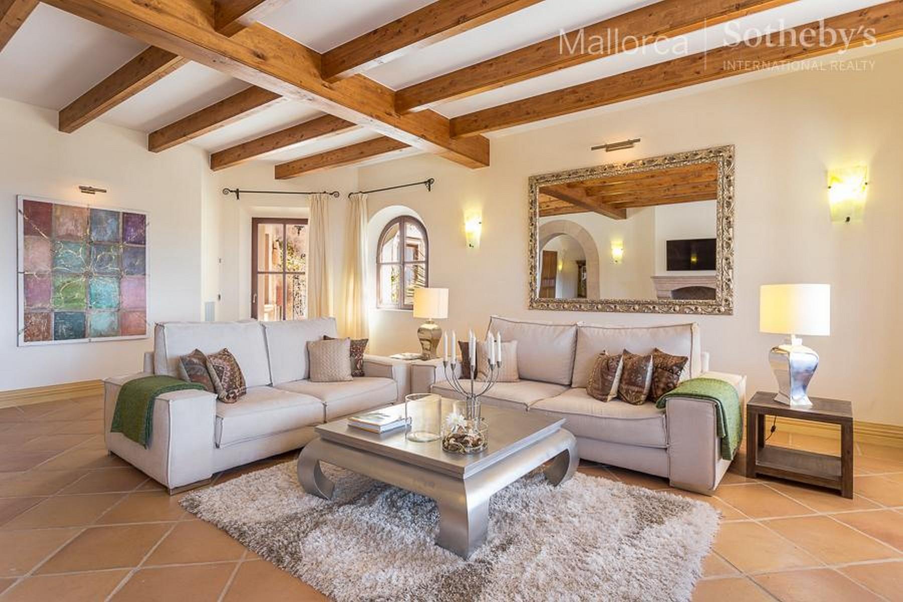 Property Of Exklusive Neue VIlla Im Mallorquinischem Stil