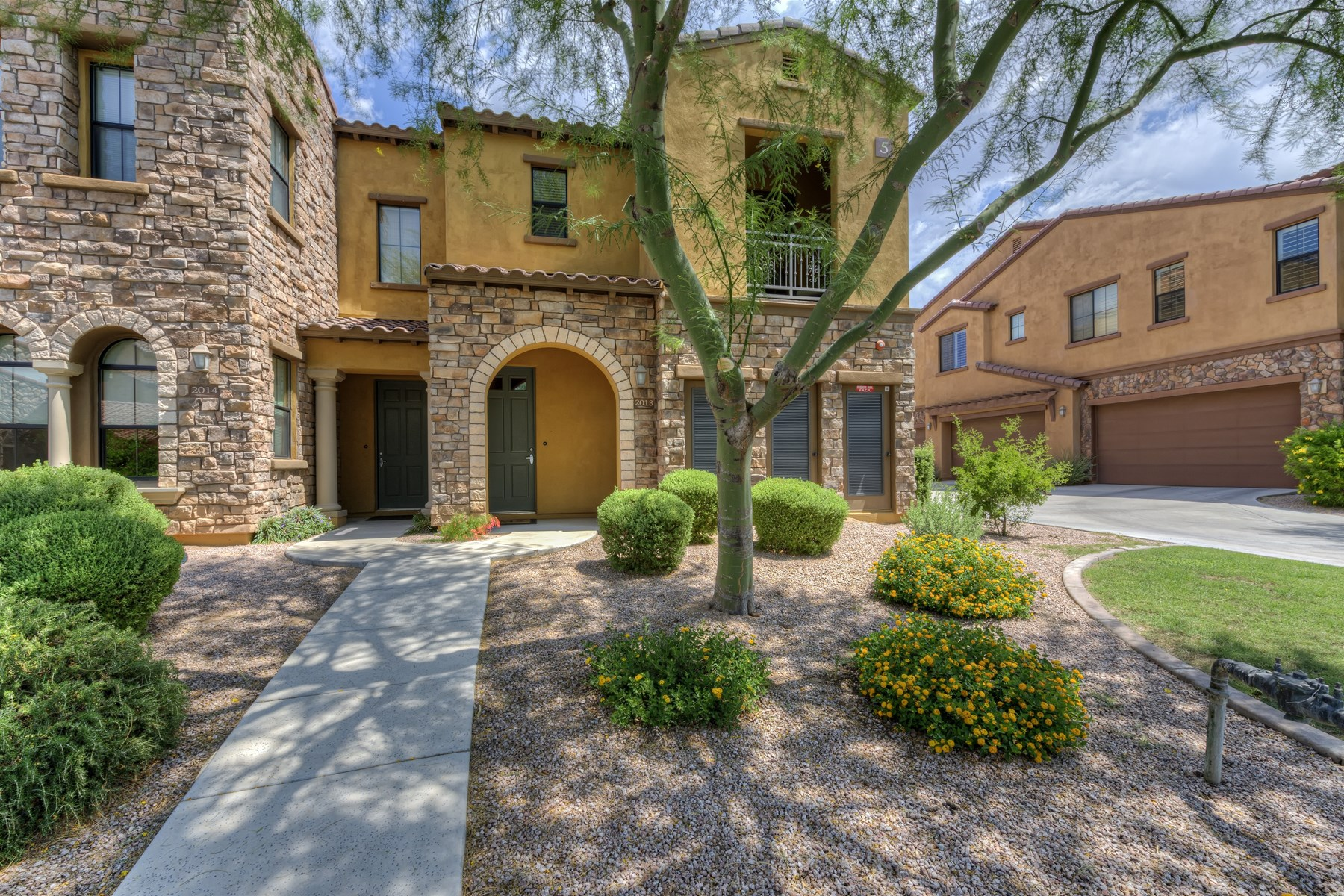 Townhouse for Sale at Enjoy truly breathtaking, panoramic views from this lovely well-cared for home 20750 N 87th St 2013 Scottsdale, Arizona 85255 United States