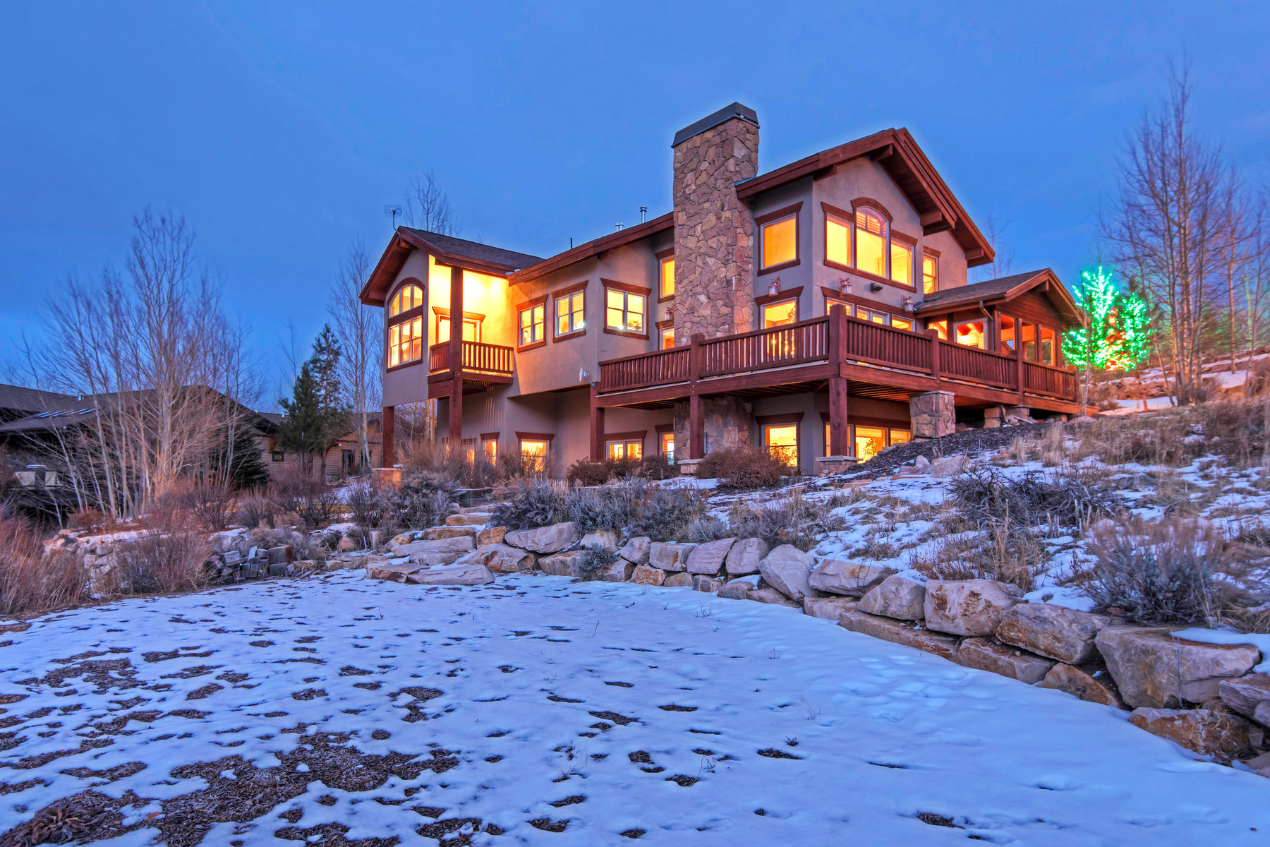 Property For Sale at Front-Row Ski Resort Views on Open Space