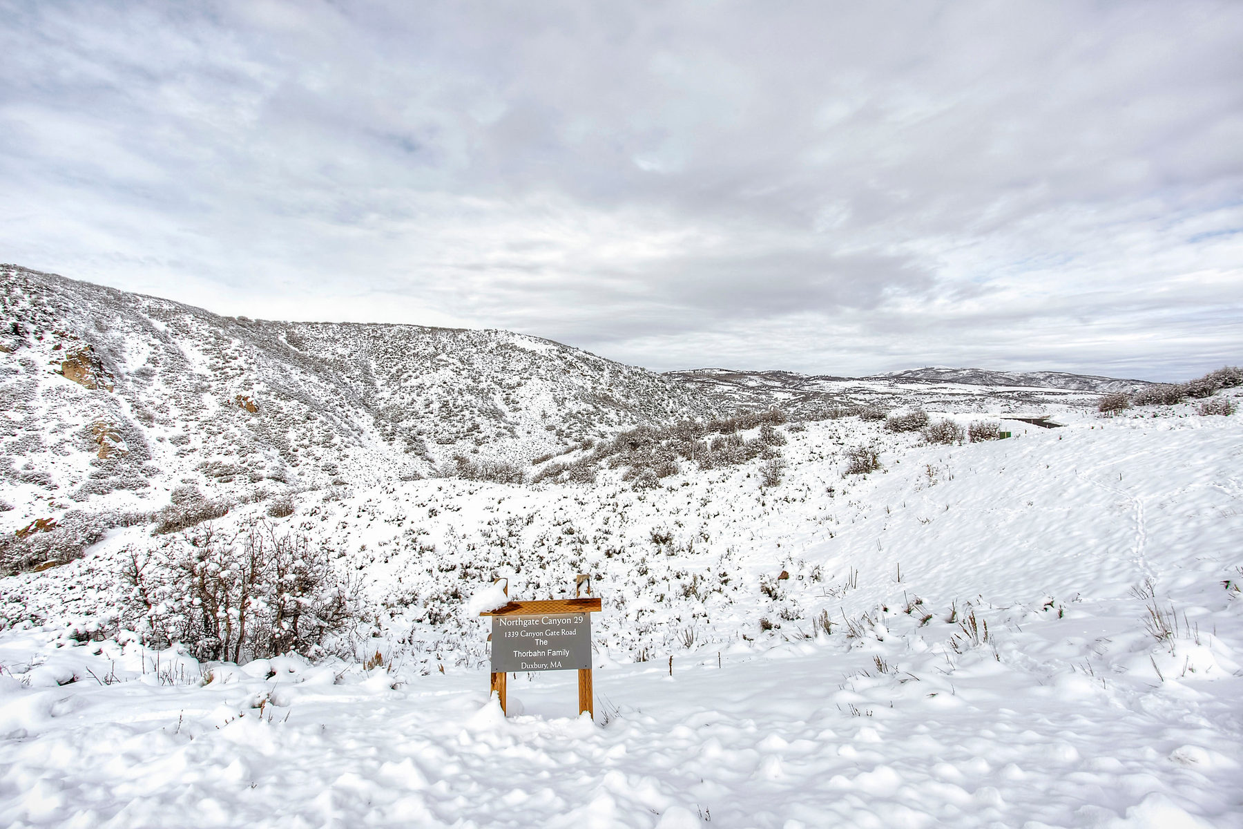 Land für Verkauf beim Northgate Canyon Homesite Boasts Vistas of Natural Rock Outcroppings 9165 Spotted Owl Ct Lot#29 Park City, Utah 84098 Vereinigte Staaten