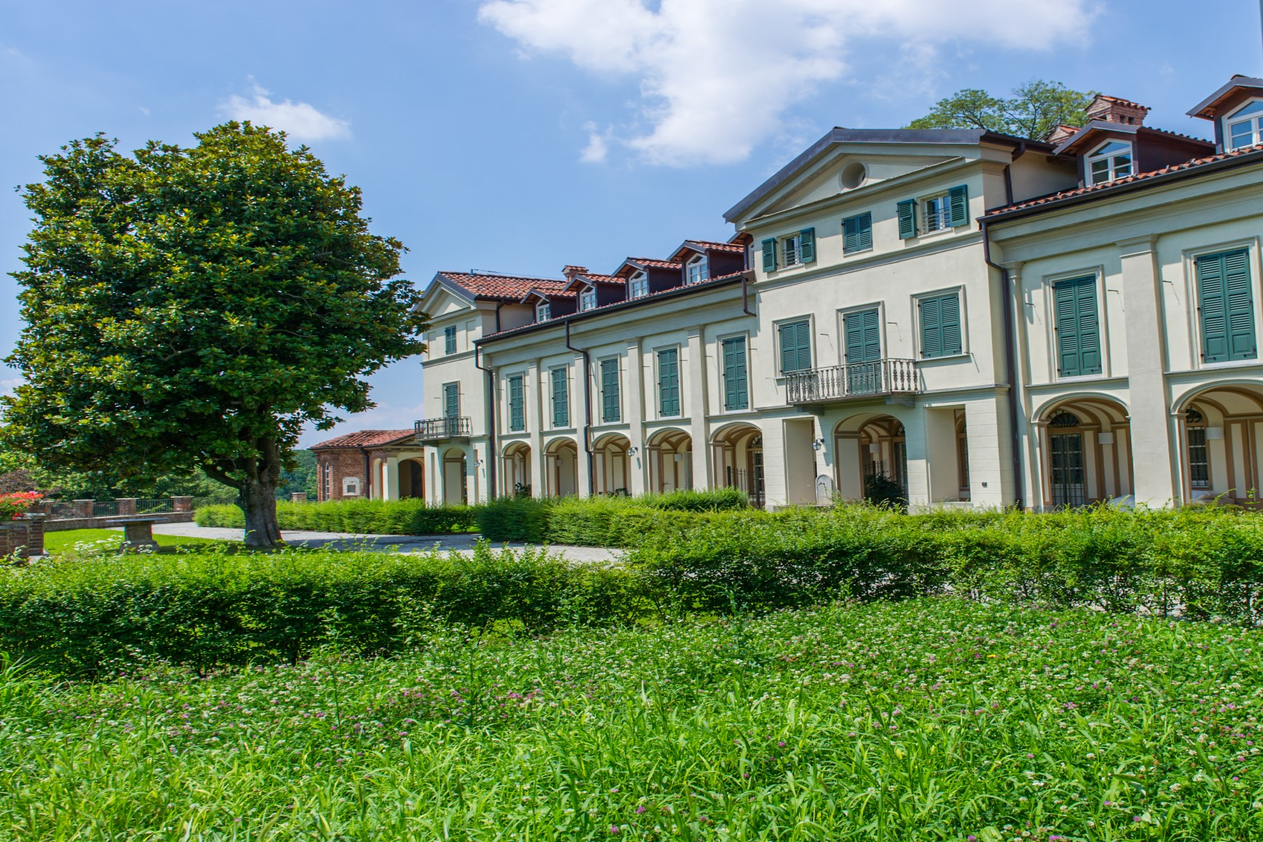 Single Family Home for Sale at Historic villa with incredible view on hills of Turin Strada di Fenestrelle Torino, Turin 10060 Italy