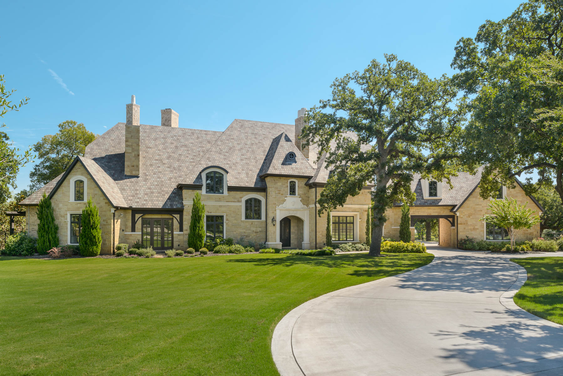 sales property at Gated Estate in Southlake