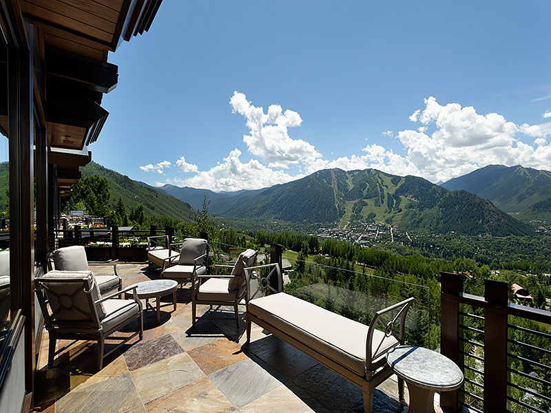 Single Family Home for Sale at The Summit House 155 & 200 Sabin Drive Red Mountain, Aspen, Colorado 81611 United States