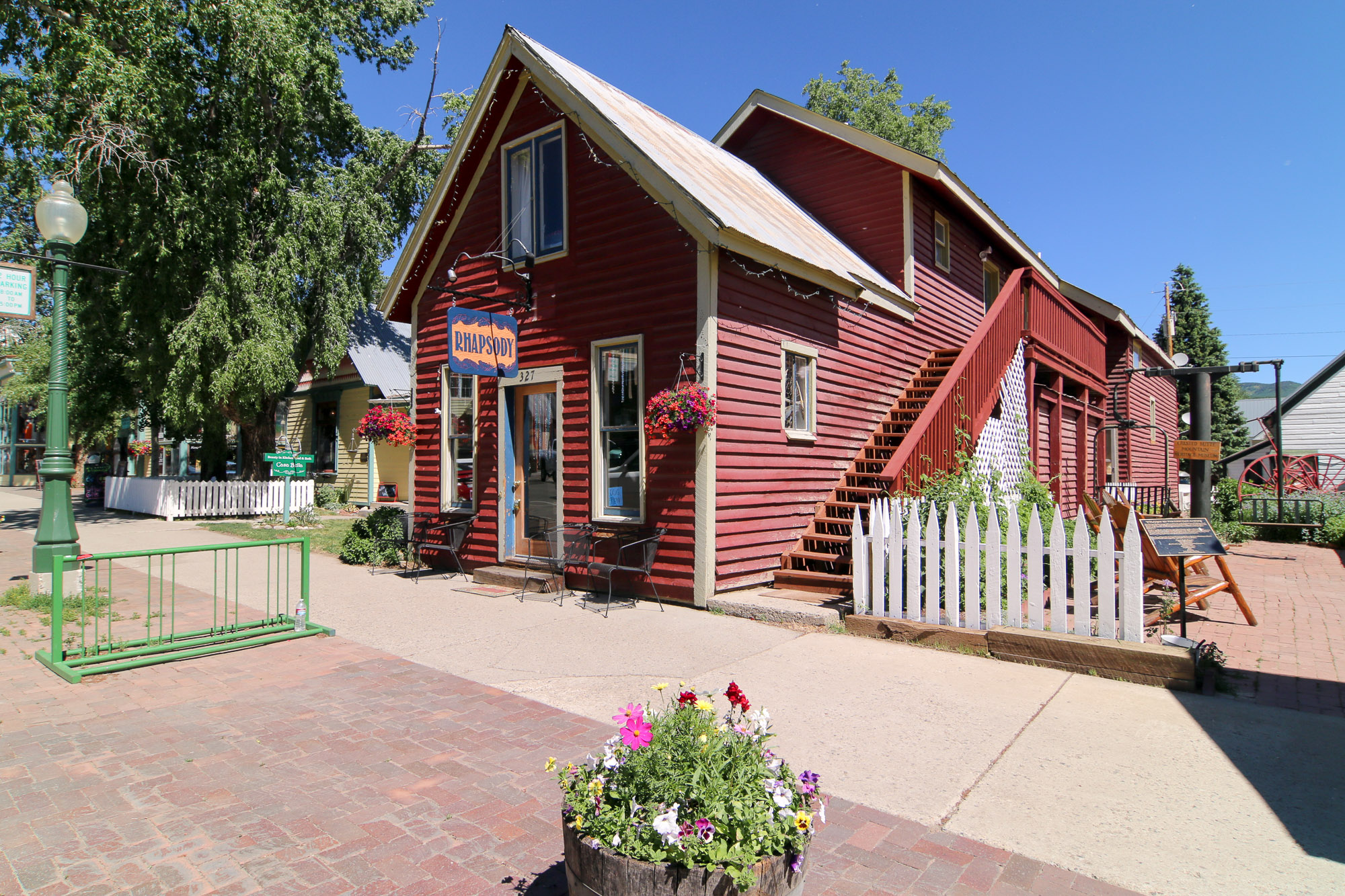 for Sale at Desirable Downtown Location 327 Elk Avenue Crested Butte, Colorado, 81224 United States