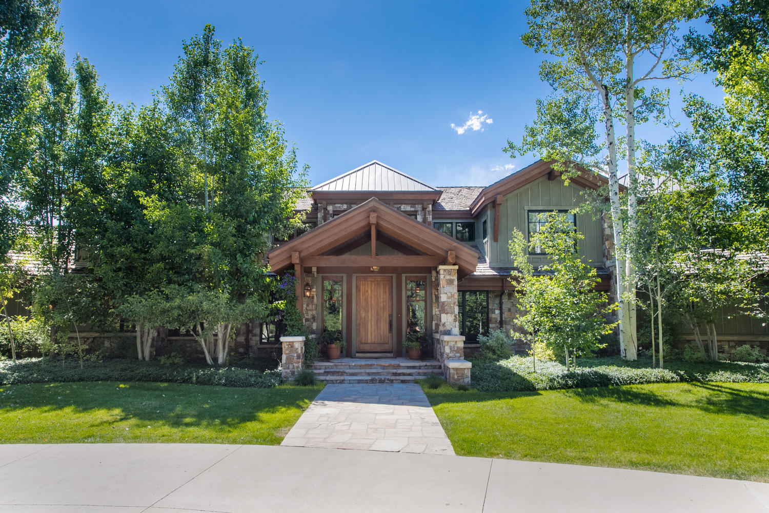 sales property at Magnificent Colorado Estate in Old Cherry Hills Village