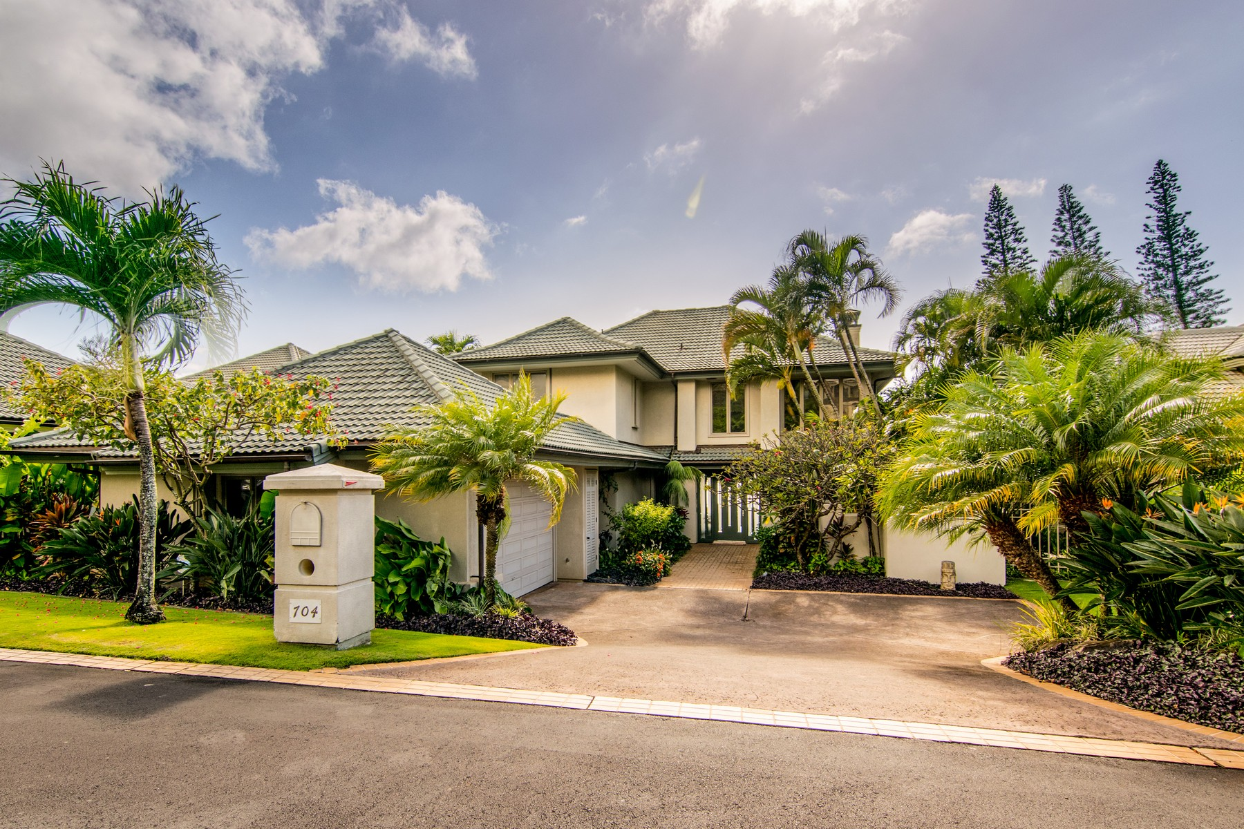 sales property at Peaceful Oceanview and Golf Retreat