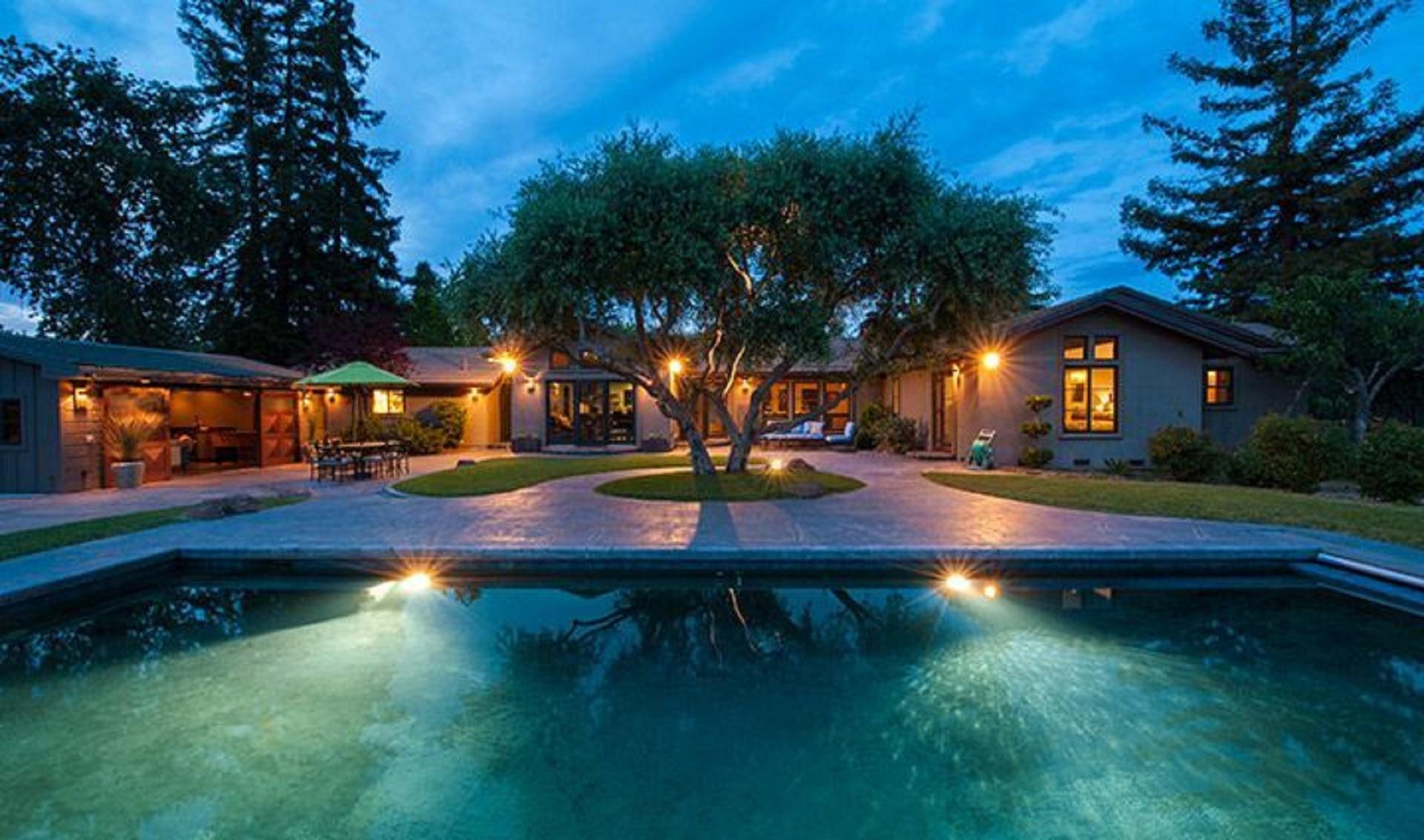 Single Family Home for Sale at Napa Valley Stonehenge 1321 Davis Street St. Helena, California, 94574 United States