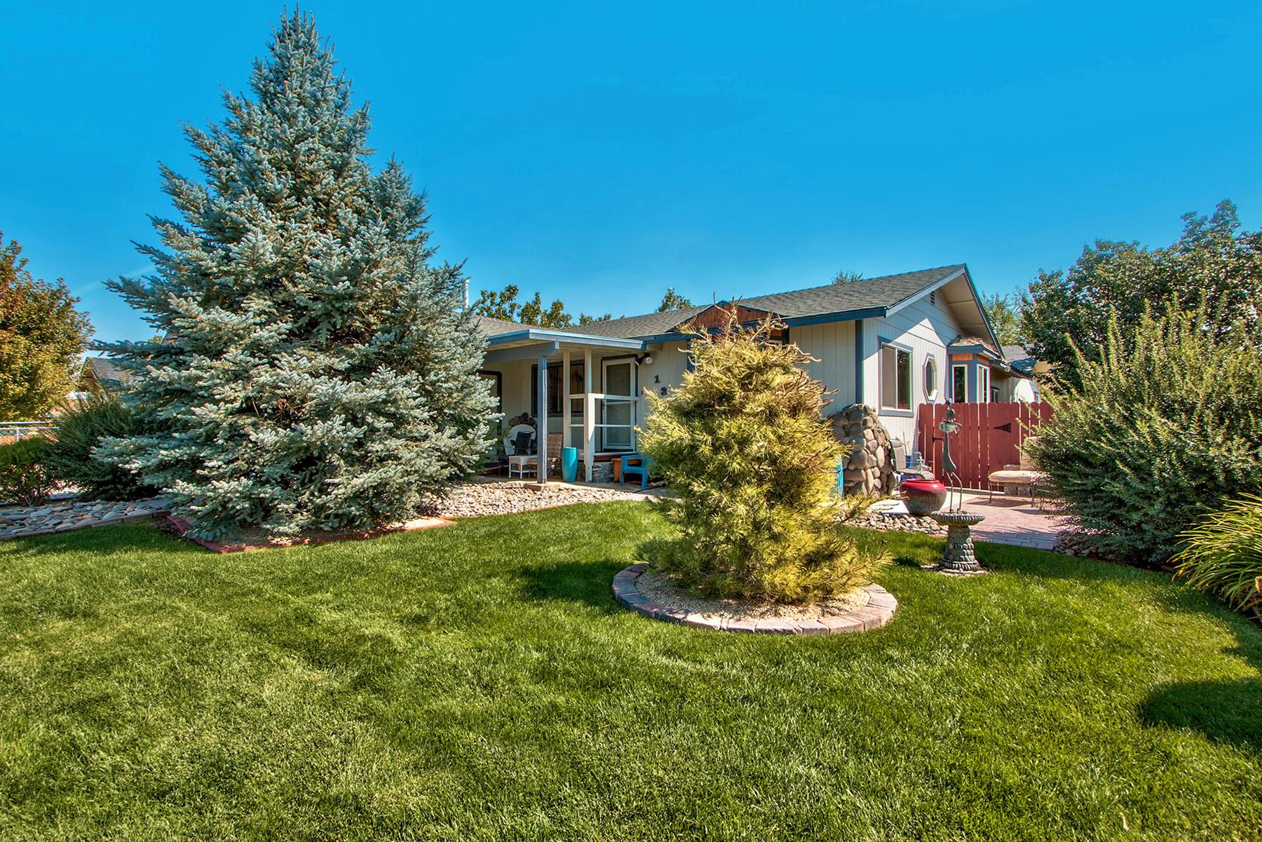 Casa para uma família para Venda às 1380 Bumblebee Lane Gardnerville, Nevada 89460 Estados Unidos