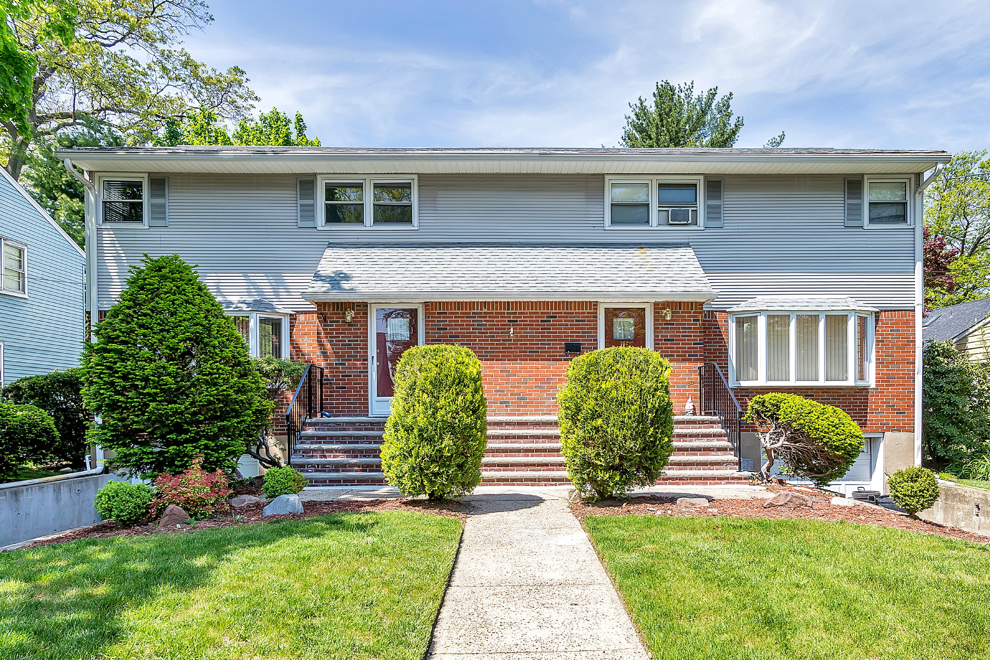 sales property at Beautiful two family home
