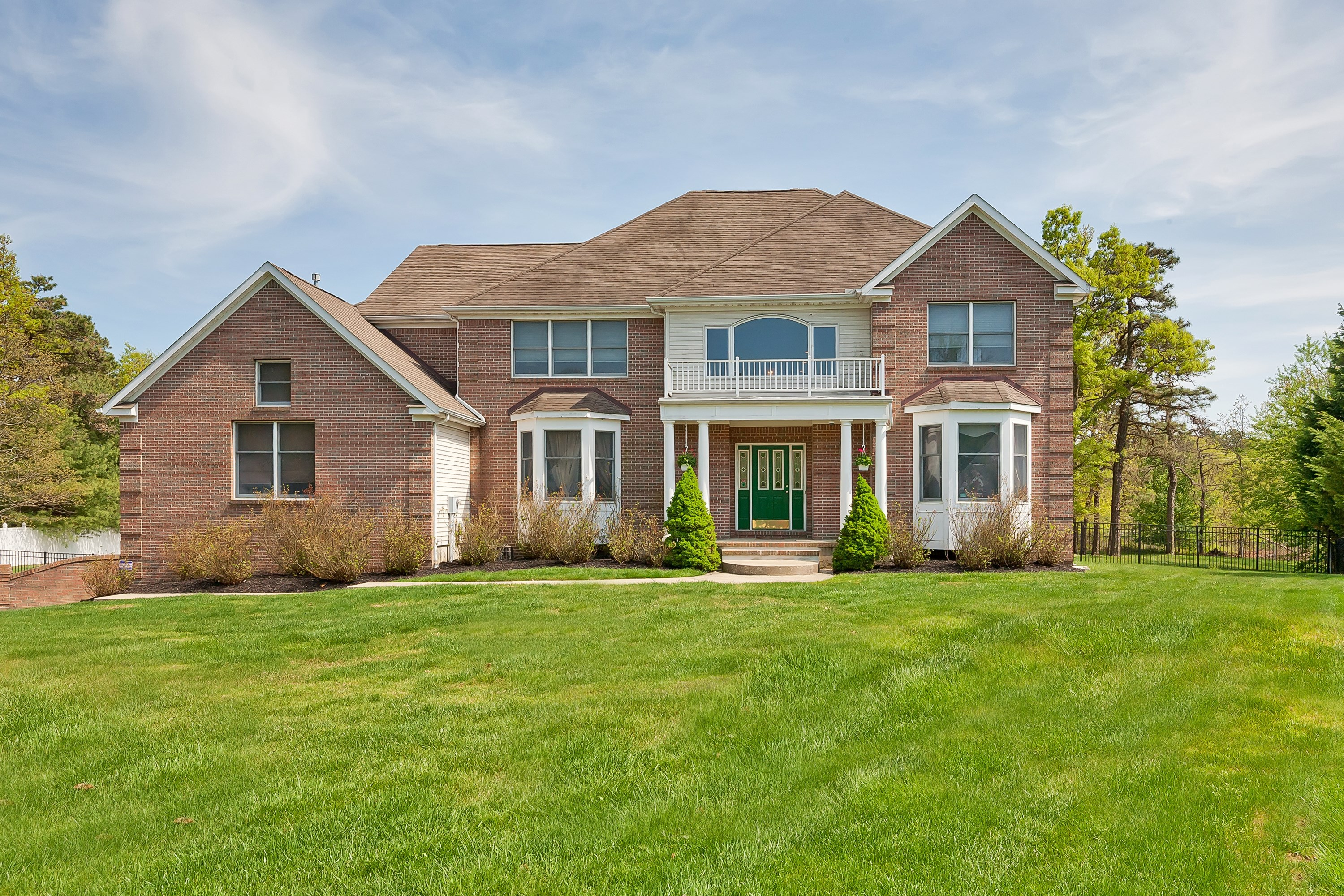Property For Sale at Stunning Center Hall Colonial