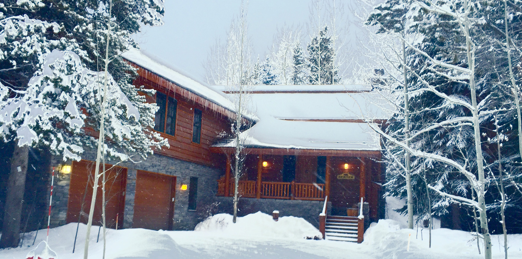 단독 가정 주택 용 매매 에 Granite Ridge Homestead 3153 Arrowhead Rd Teton Village, 와이오밍, 83025 Jackson Hole, 미국