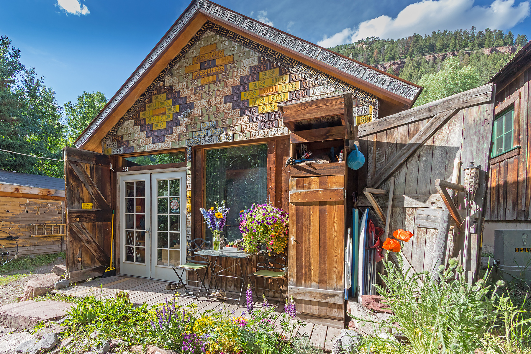 Single Family Home for Sale at 524 W. Galena Avenue Telluride, Colorado, 81435 United States