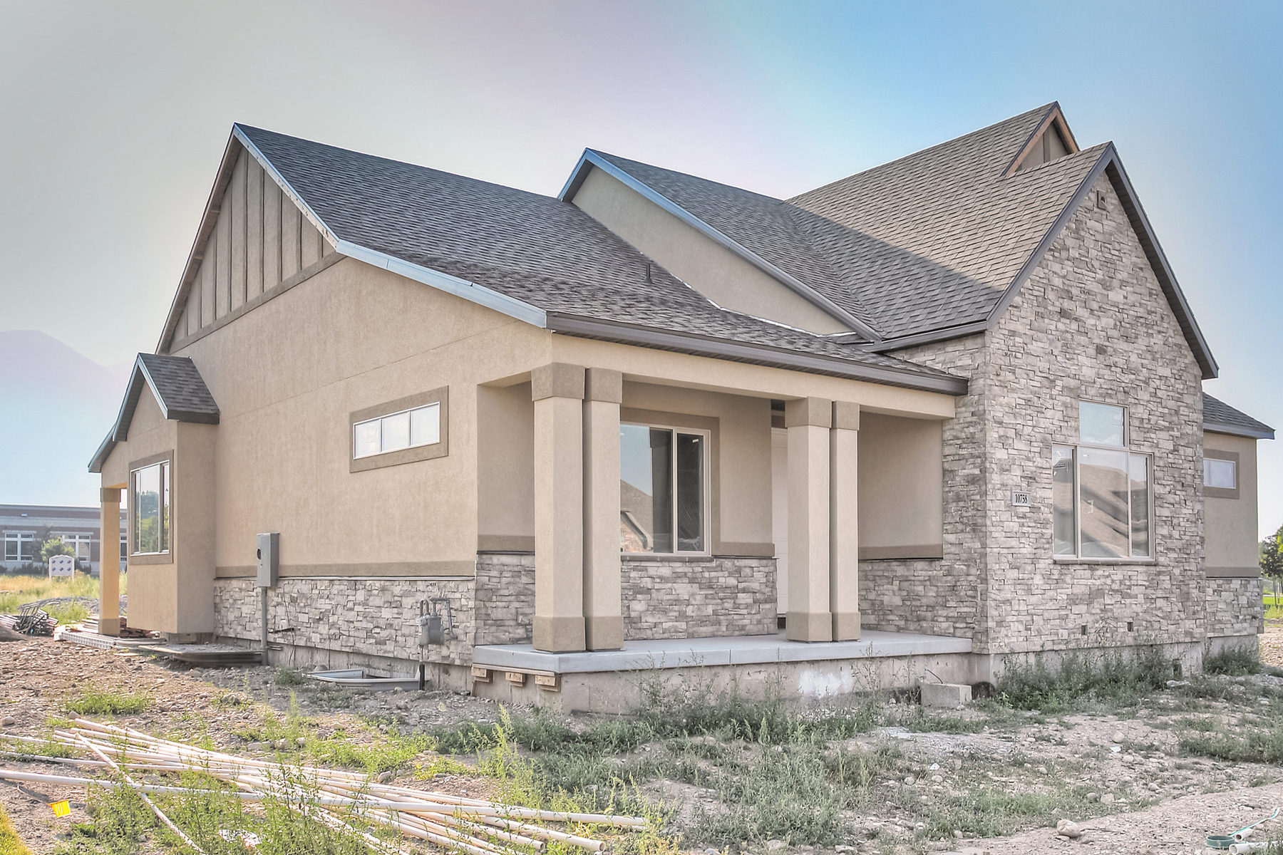 Casa Unifamiliar por un Venta en Highland Village Exclusive 10758 N Crestview Dr Lot #37 Highland, Utah 84003 Estados Unidos
