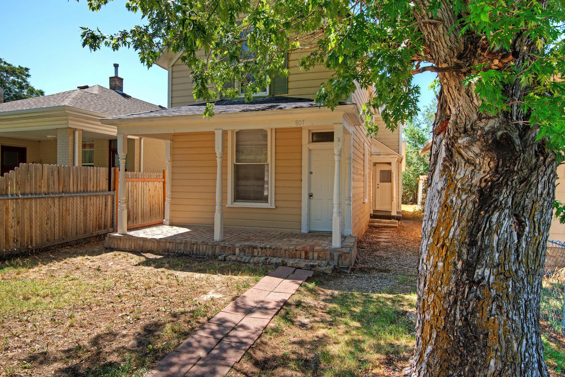 Nhà ở một gia đình vì Bán tại Excellent Investment Property 807 20th St Ogden, Utah 84401 Hoa Kỳ