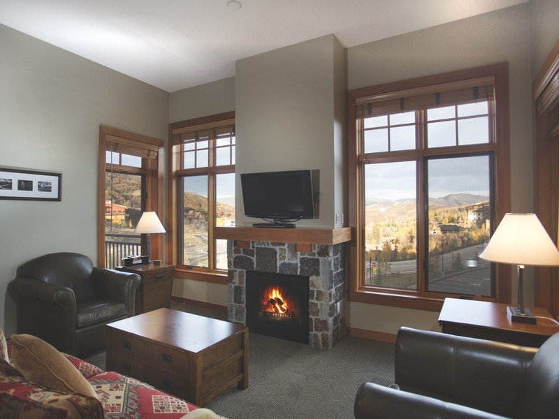 Appartement en copropriété pour l Vente à Capitol Peak 3030 60 Carriage Way Unit 3030 Snowmass Village, Colorado 81615 États-Unis