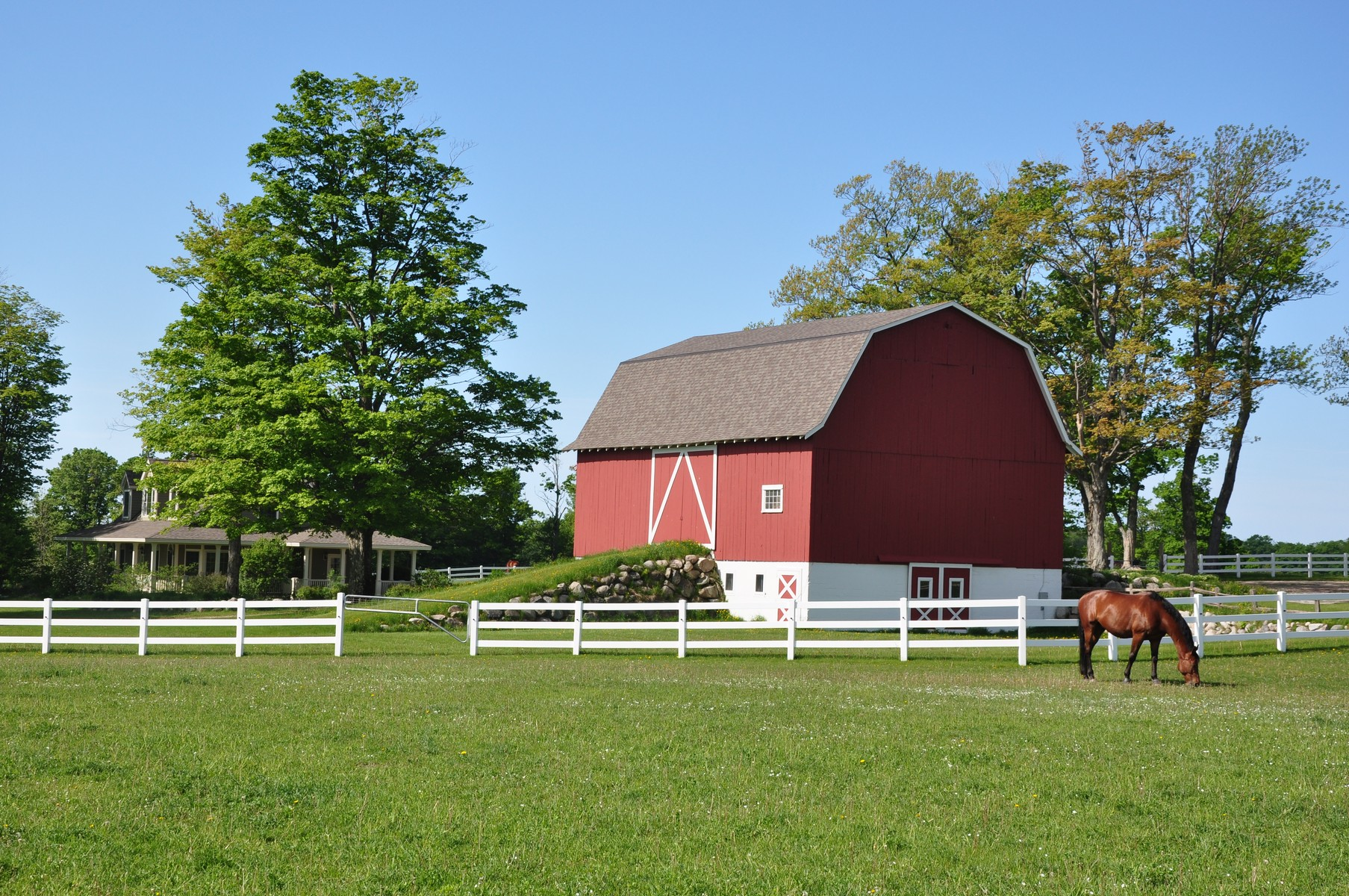 Property For Sale at Stately Equestrian Estate