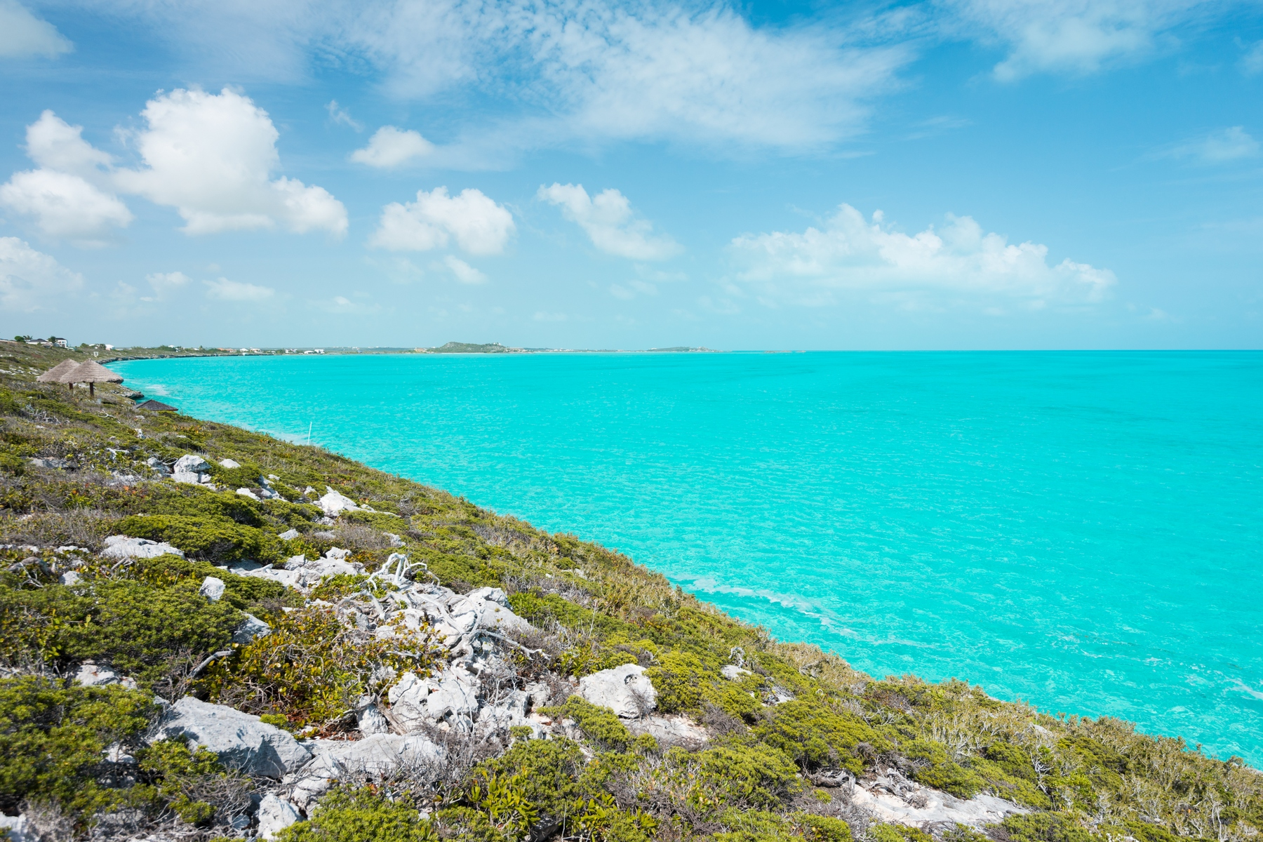 Additional photo for property listing at Gansevoort Villa - 5 Bedroom Design Waterfront Turtle Tail, Providenciales TCI Îles Turques Et Caïques