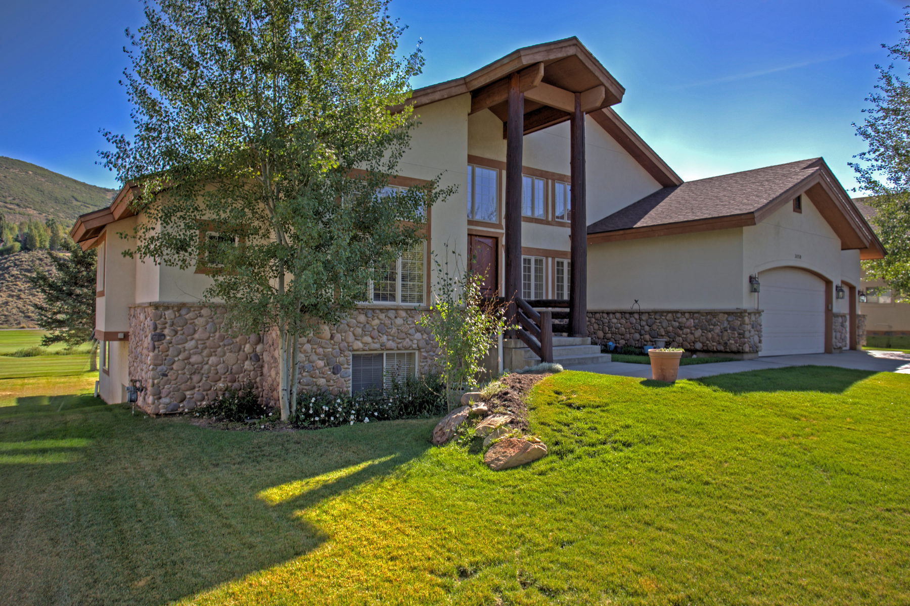Vivienda unifamiliar por un Venta en Golf Course Mountain Paradise 3050 Creek Rd Park City, Utah, 84098 Estados Unidos