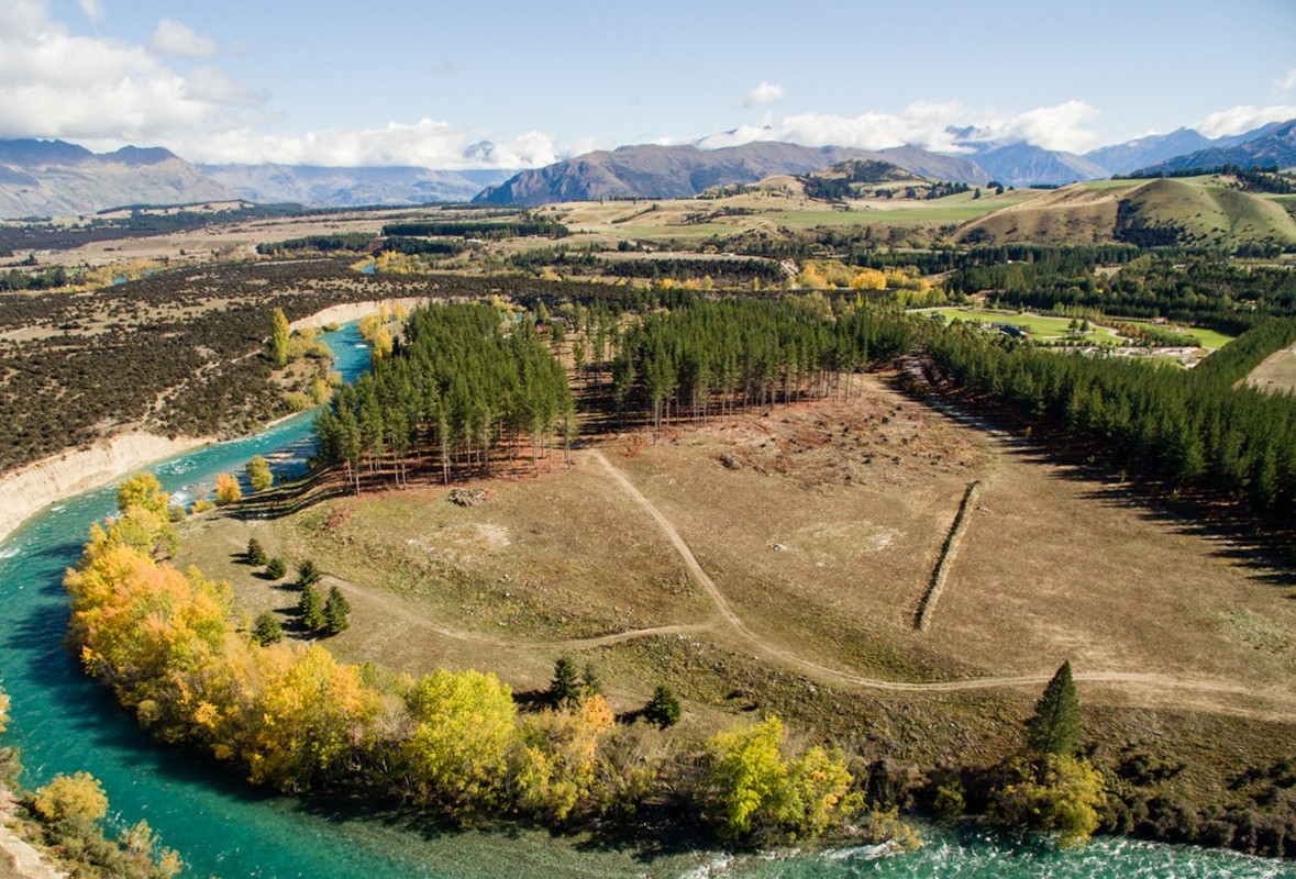 Land für Verkauf beim Lot 3 River's End Lot 3 River's End 600 Lake Hawea-Albert Town Road Wanaka, Otago, 9382 Neuseeland