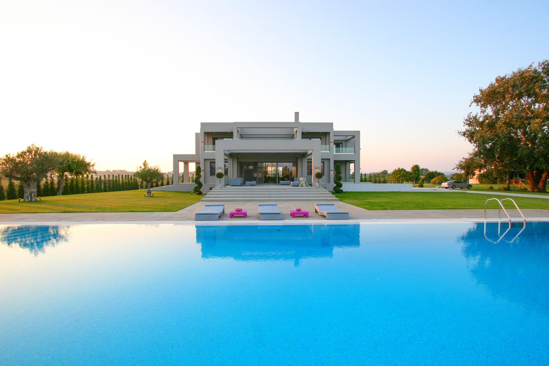 Частный односемейный дом для того Продажа на Peloponnesian Princess Katakolo, Ilia, Peloponnese Other Peloponnisos, Пелопоннес, 27100 Греция