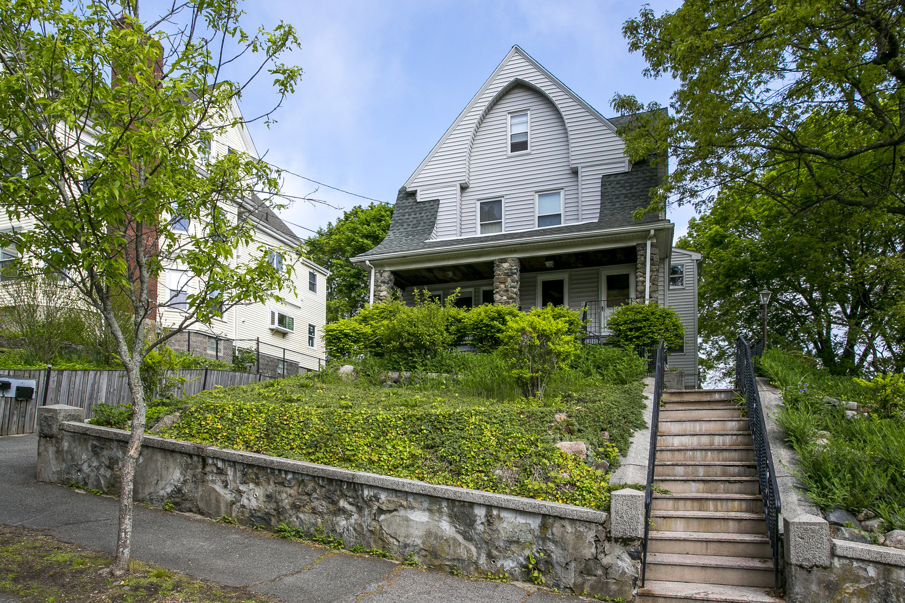 sales property at 57 Wollaston Avenue - Arlington, MA
