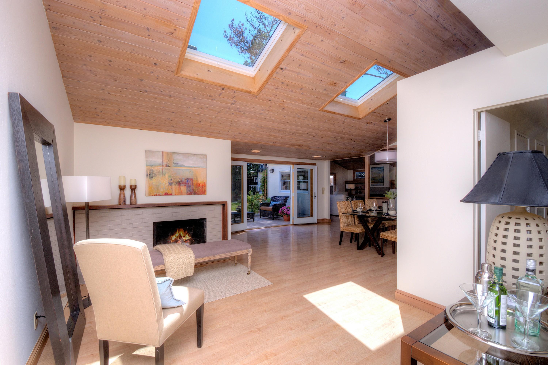 Single Family Home for Sale at Single Level Charmer in Bel Aire Estates 262 Cecilia Way Tiburon, California 94920 United States